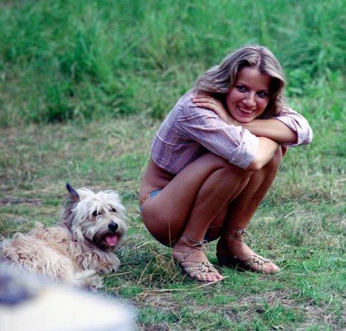 Dorota Kaminska's Feet