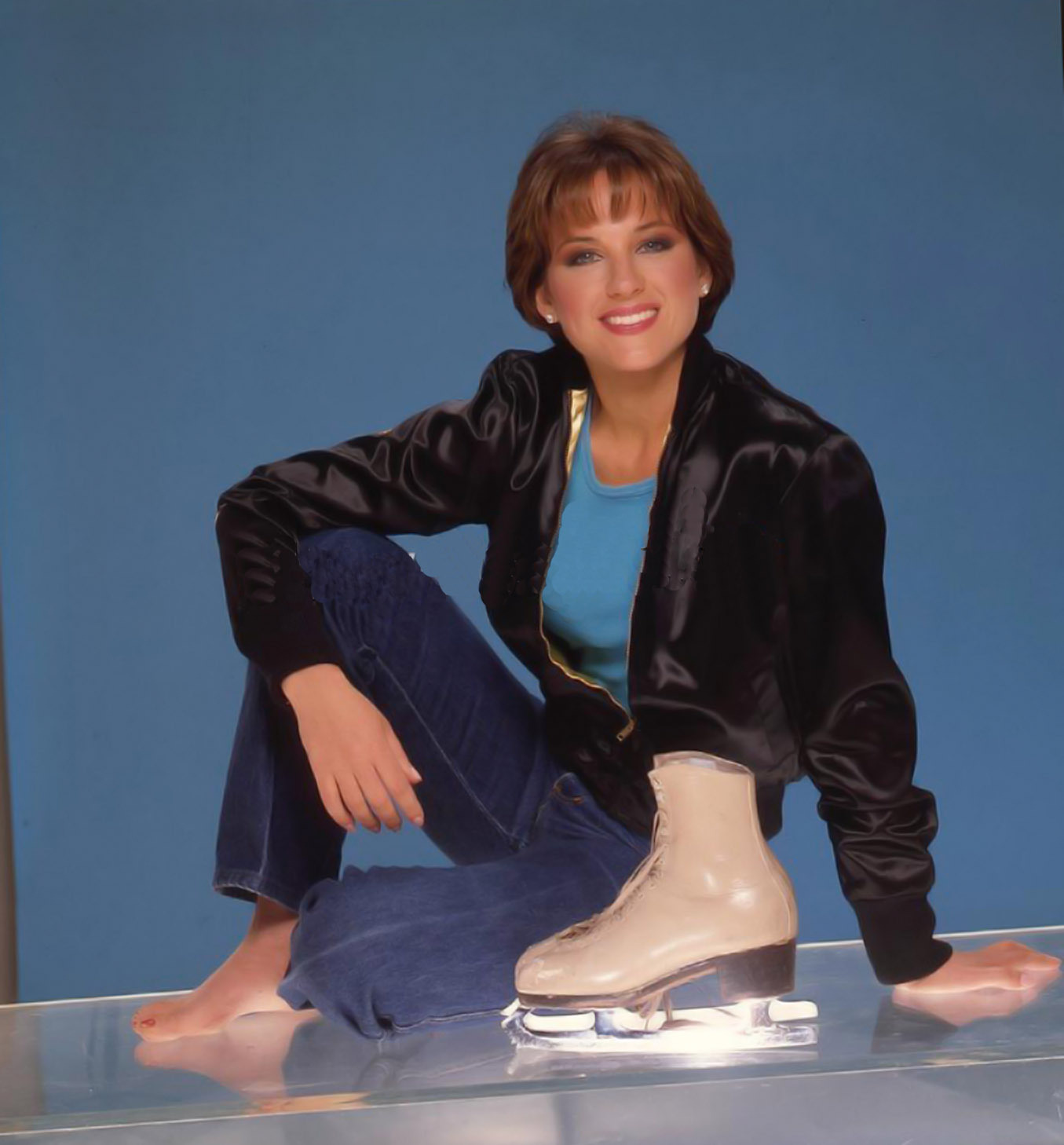 Dorothy Hamill S Wedge Haircut Picture | Short Hairstyle 2013