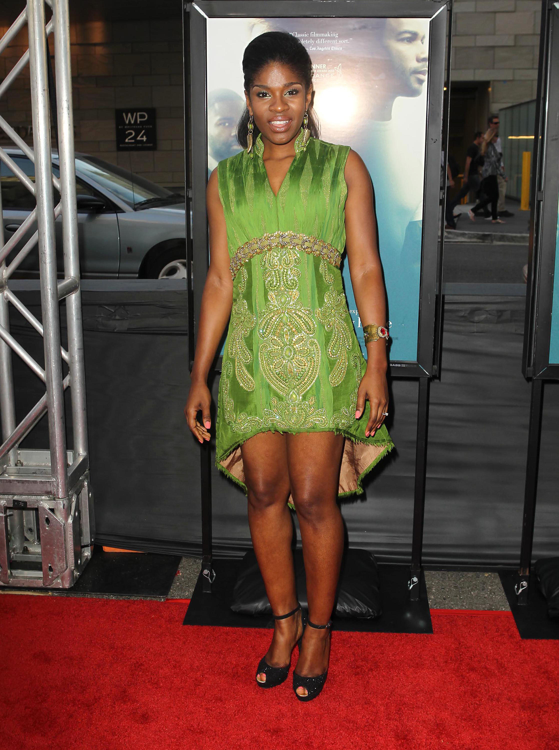 Edwina Findley Dickerson daughter