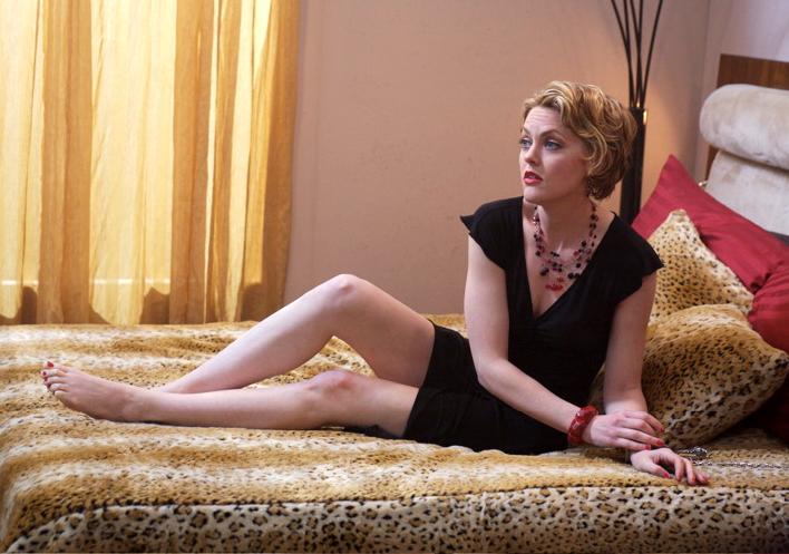 Elaine Hendrix's FeetElaine Hendrix Legs