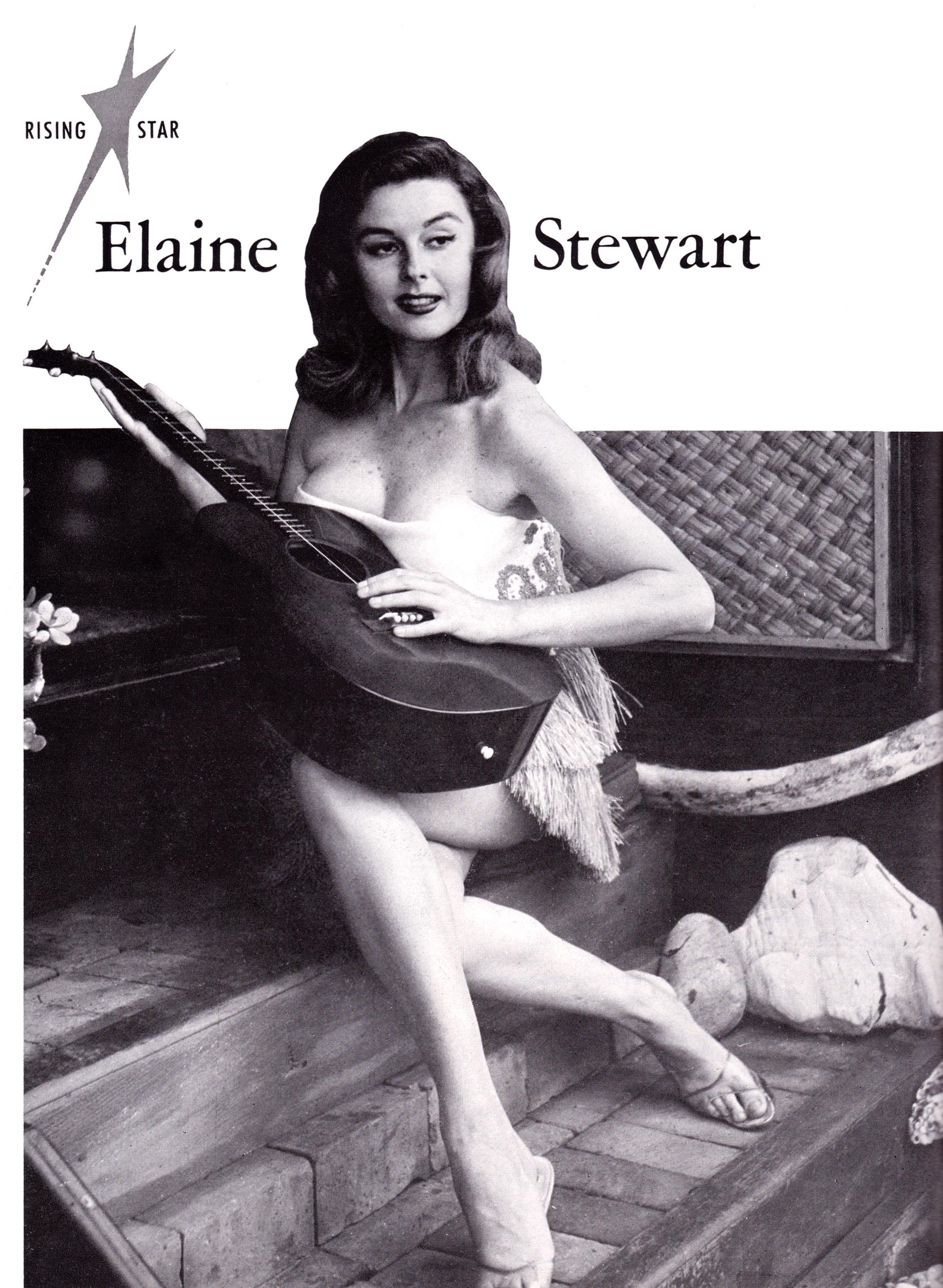 Elaine Stewart