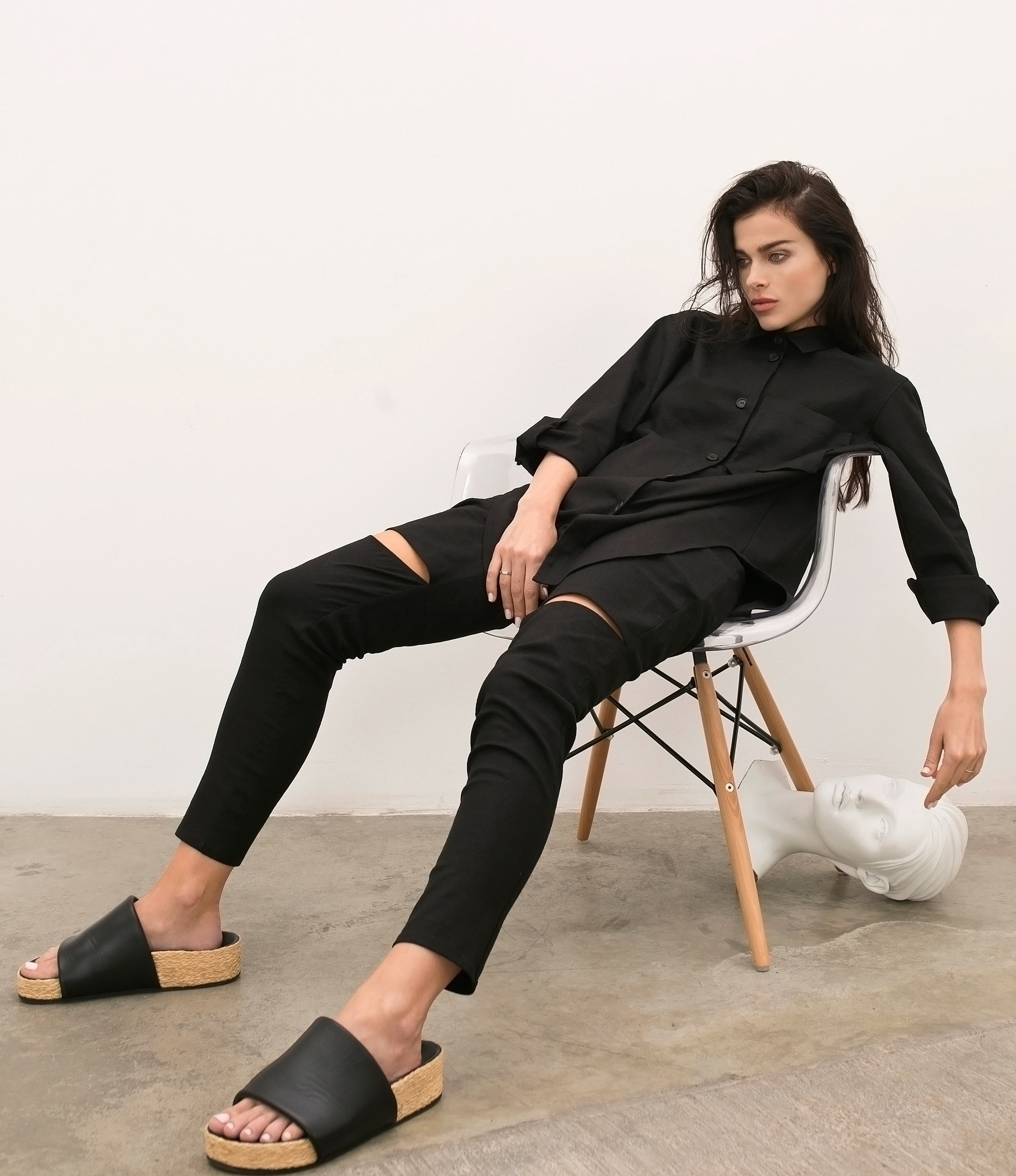 Elena Temnikova's Feet