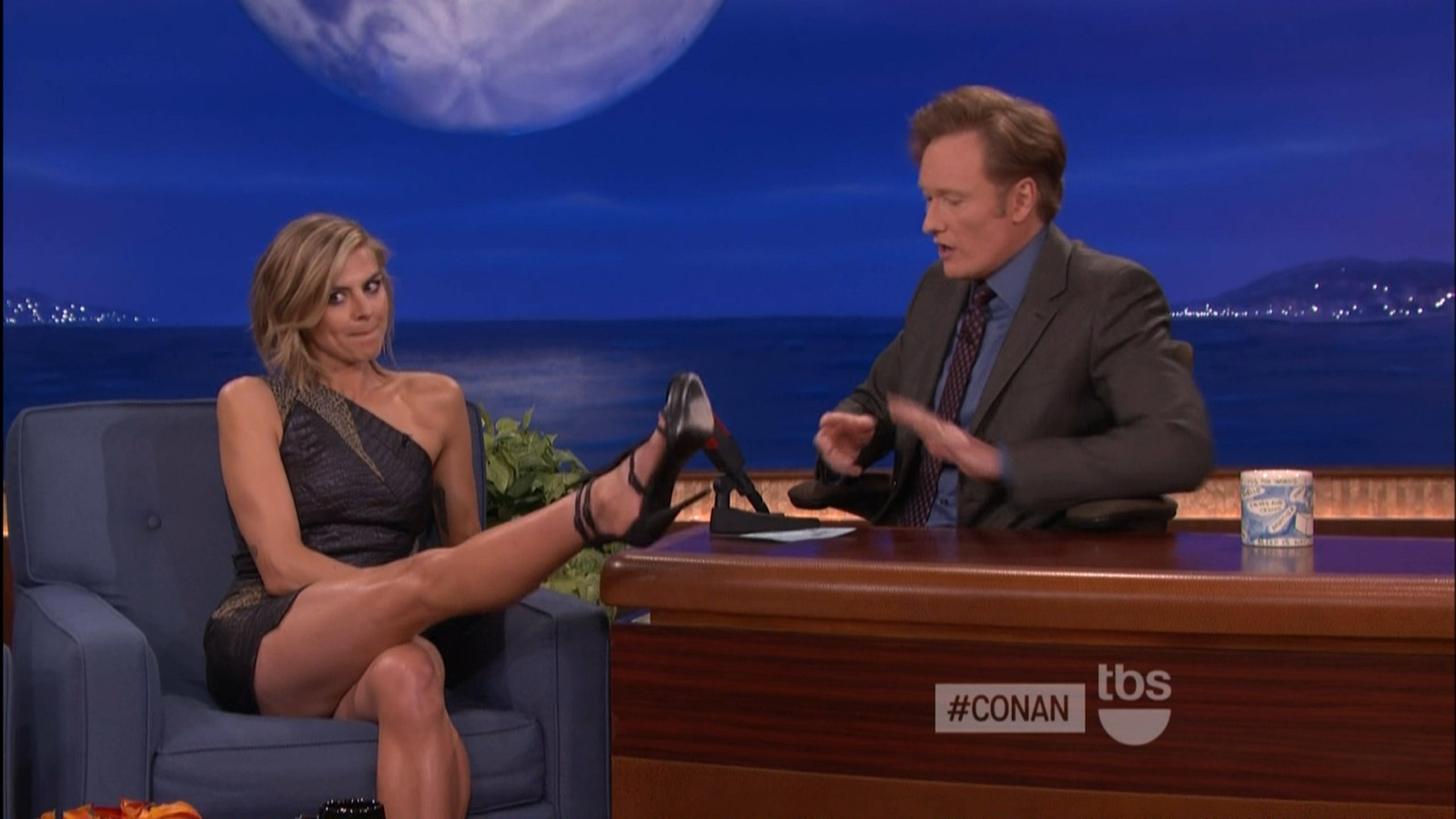 eliza coupe height