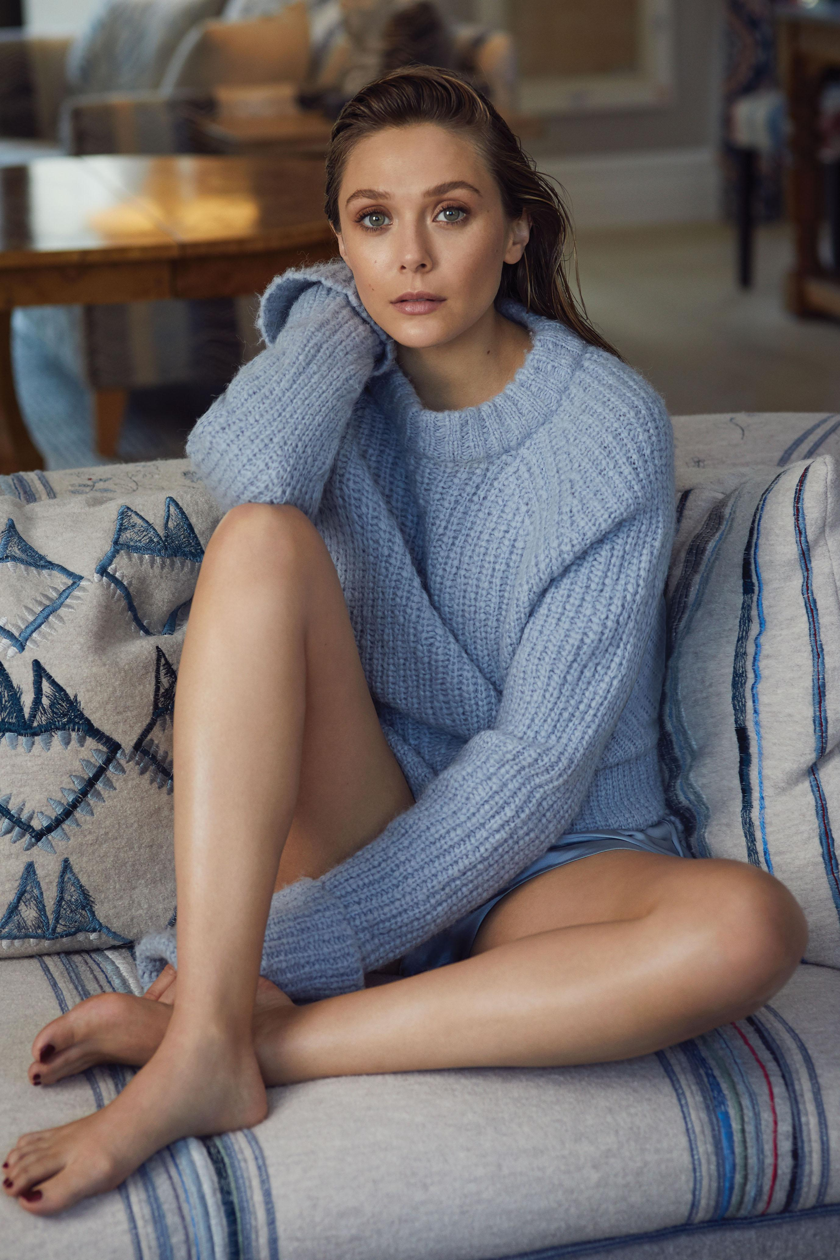 Feet Elizabeth Olsen nude photos 2019