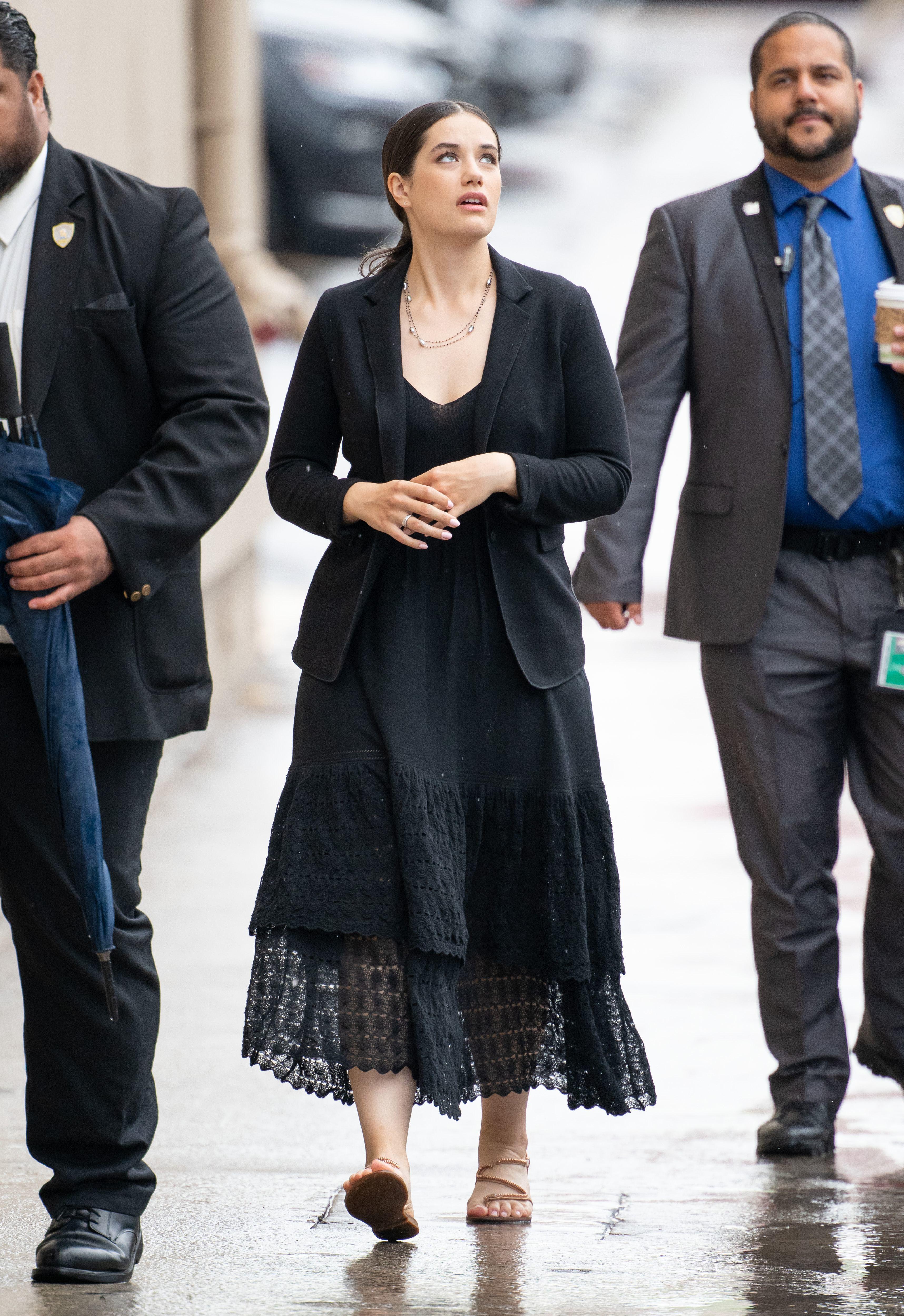 Ella Bleu Travolta's Feet << wikiFeet