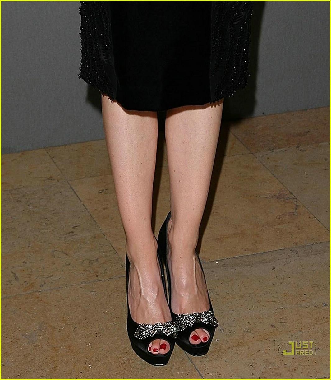 Ellen Pompeo's Feet