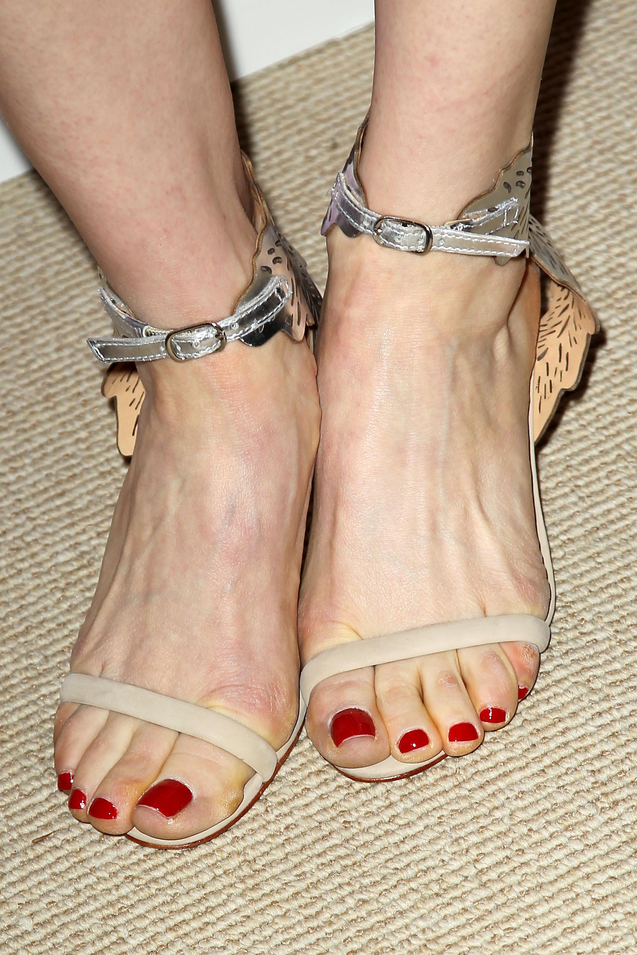 Ellie Kempers Feet
