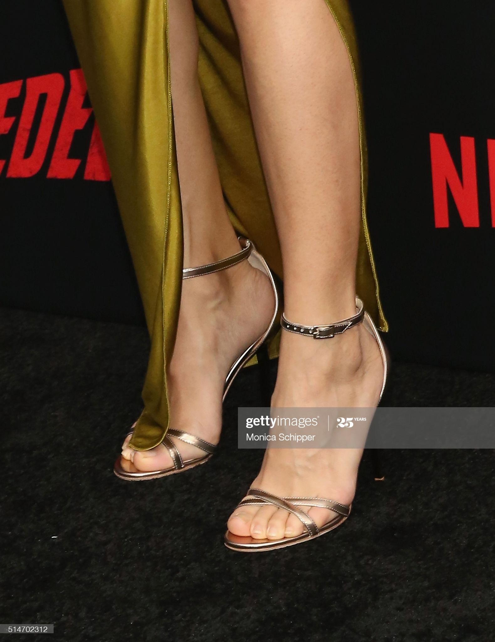 Elodie Yungs Feet