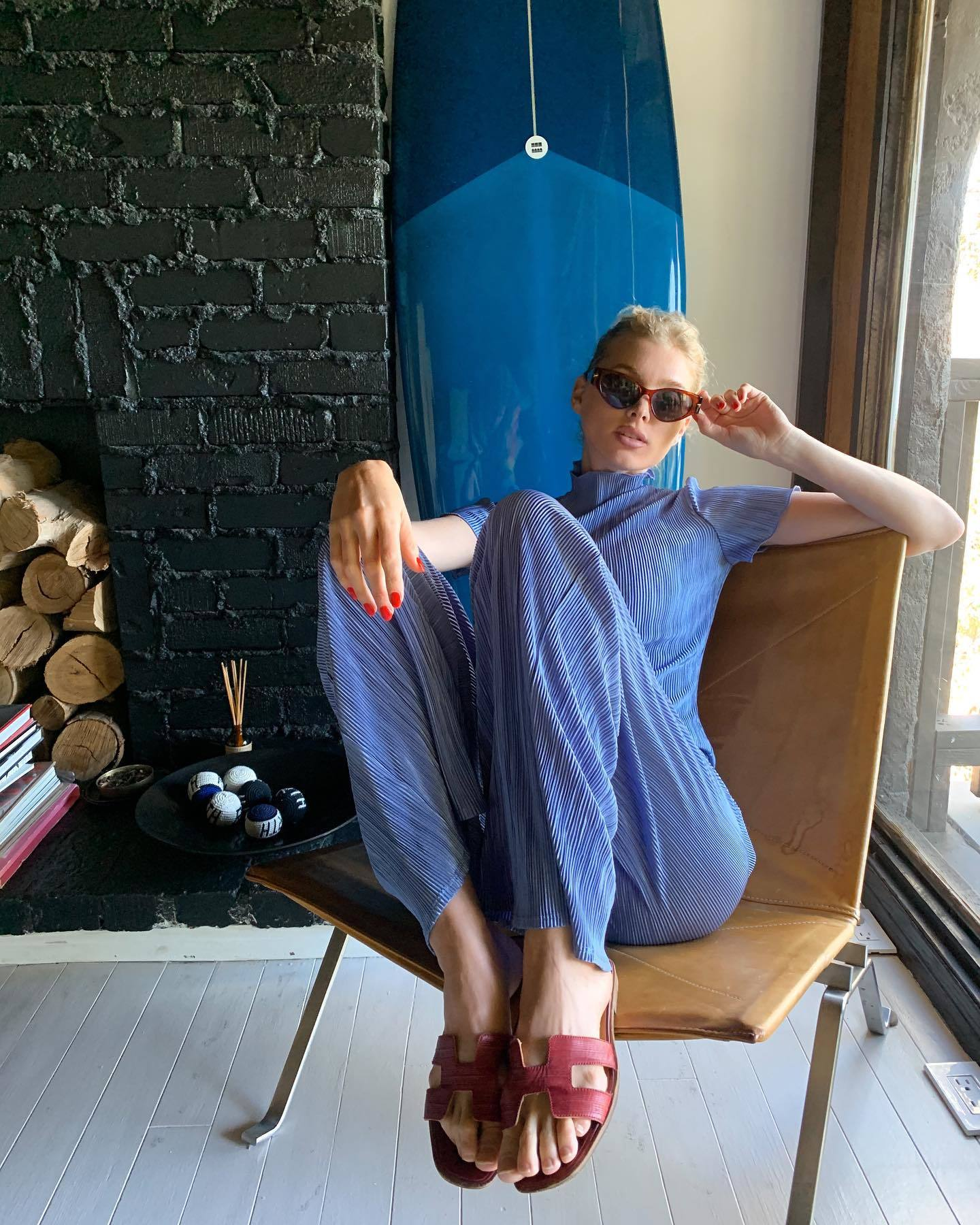Elsa Hosk S Feet Wikifeet