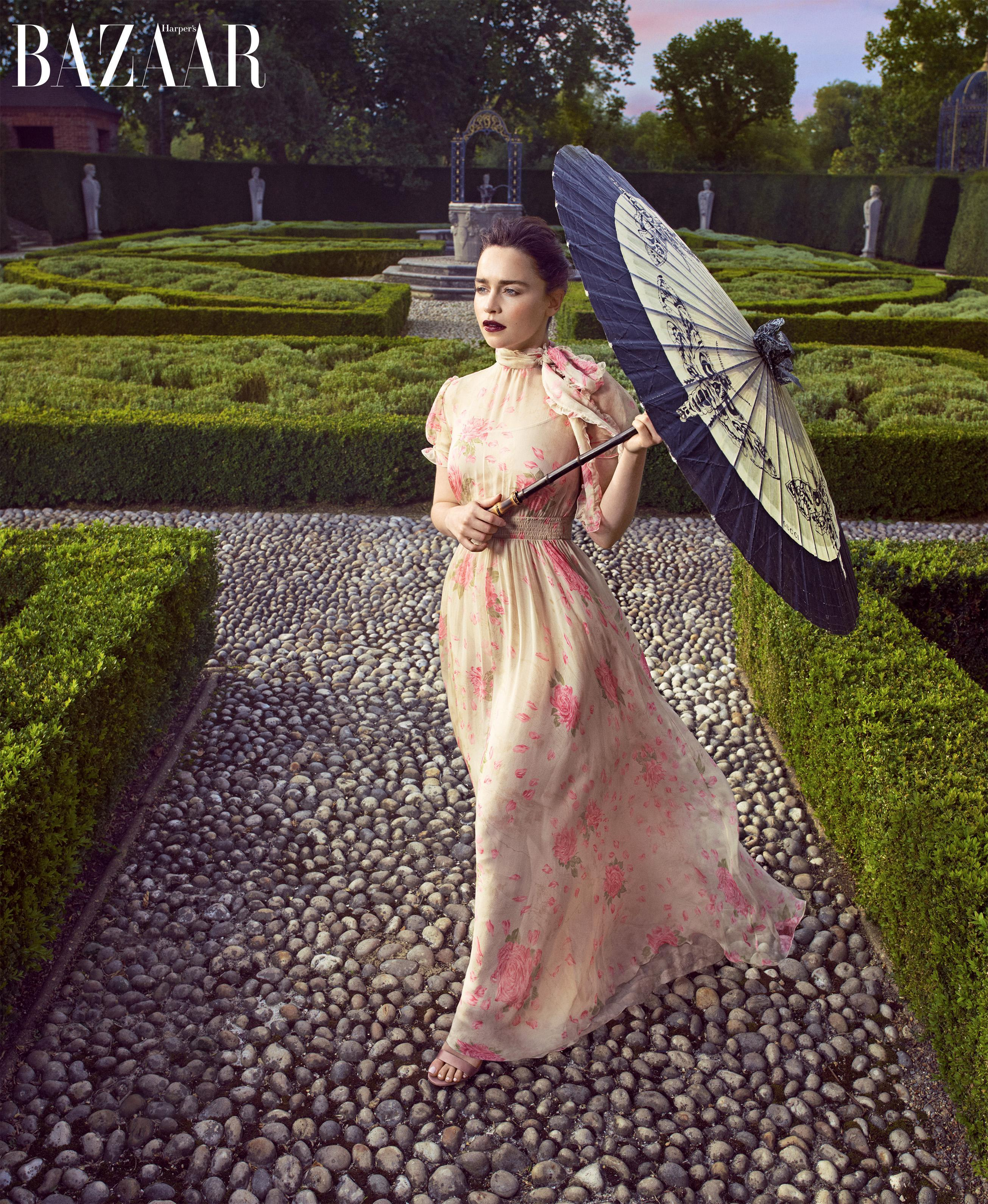 Emilia Clarkes Feet-7770