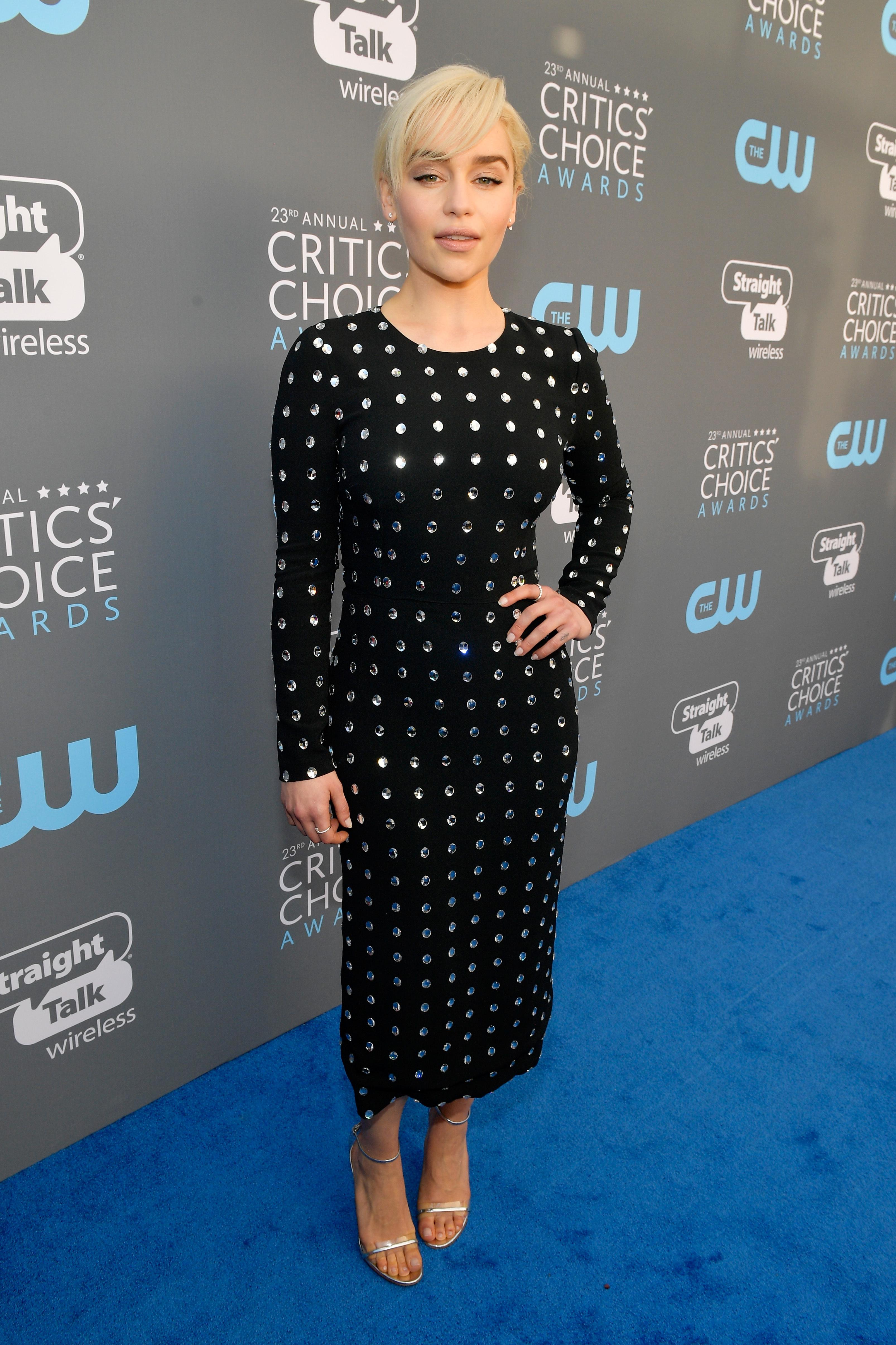 Emilia Clarke S Feet