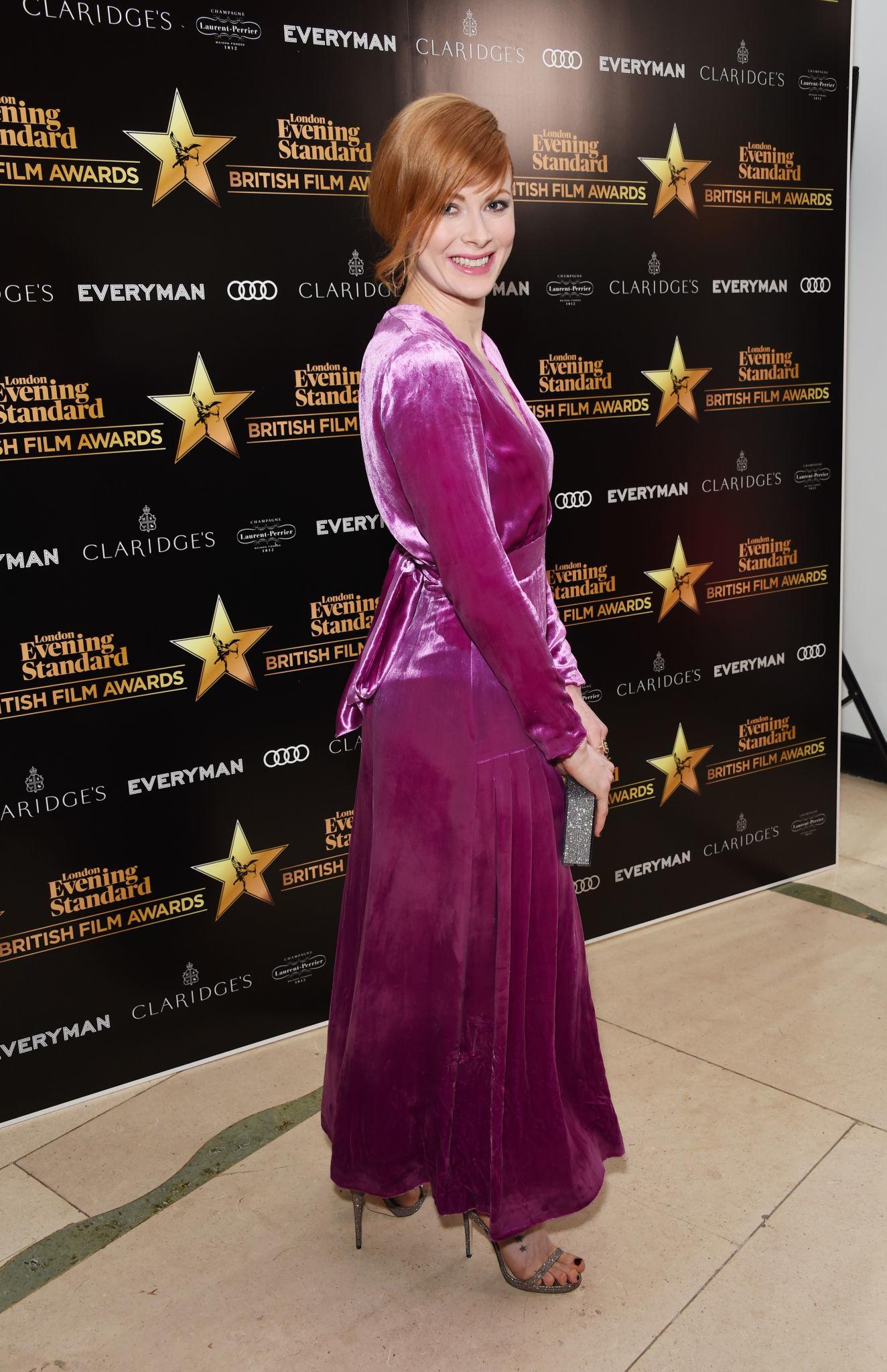 Emily Beecham (born 1984 (dual British and American citizenship)