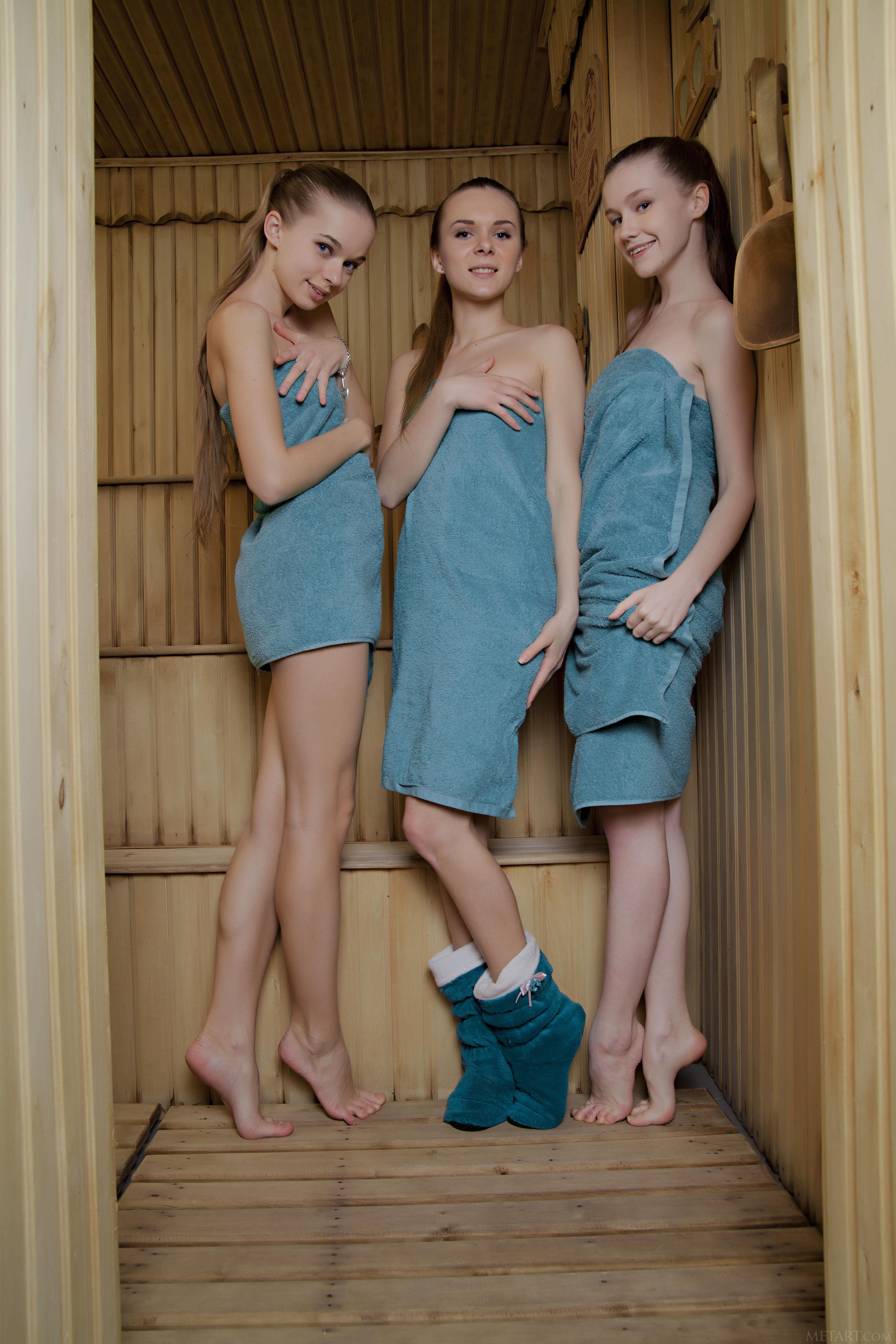 Sauna Teen Nude - Most Expensive Dildo