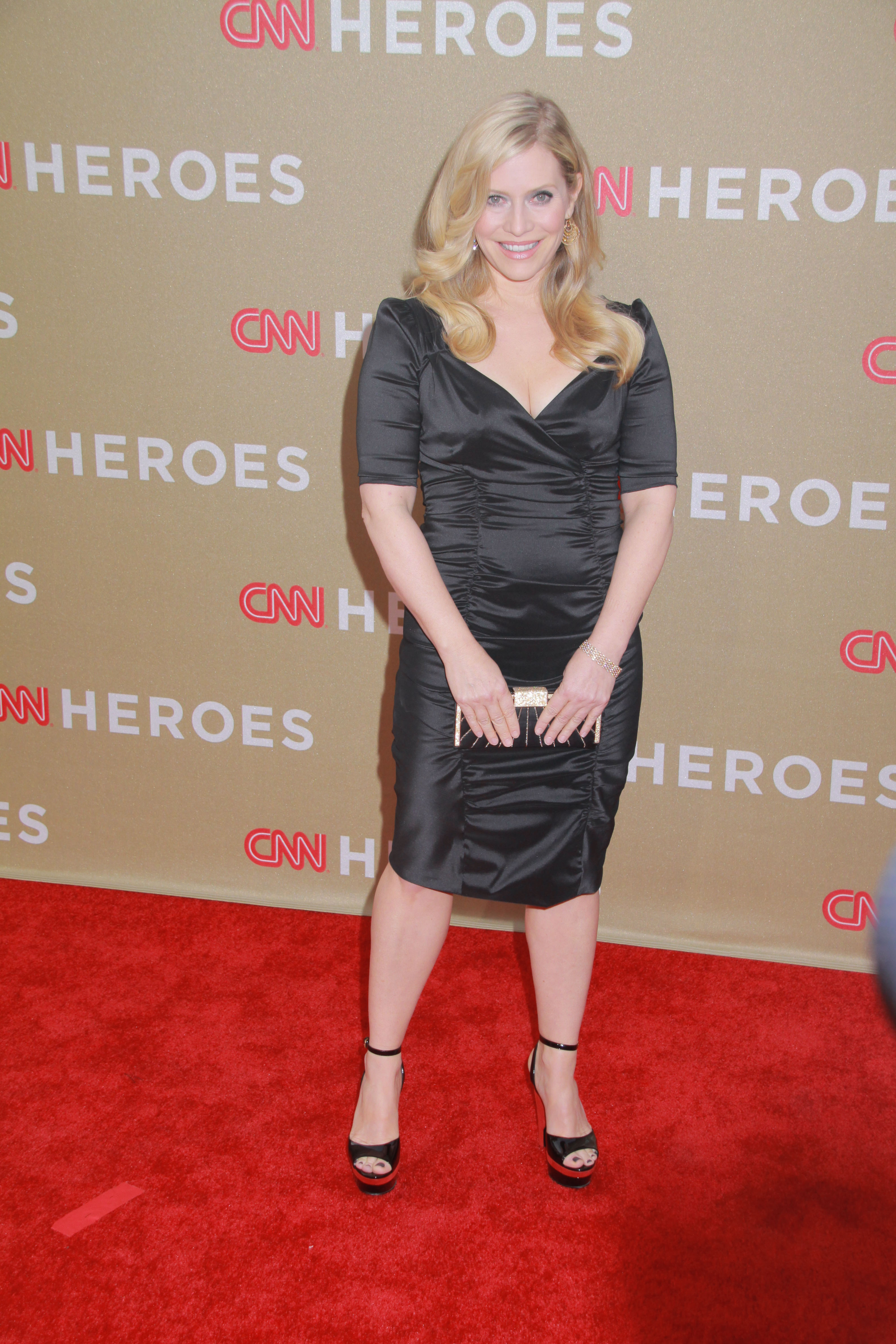 Emily procter toes