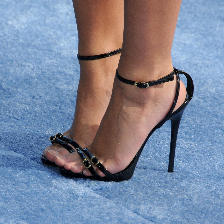 Emily Ratajkowskis Feet