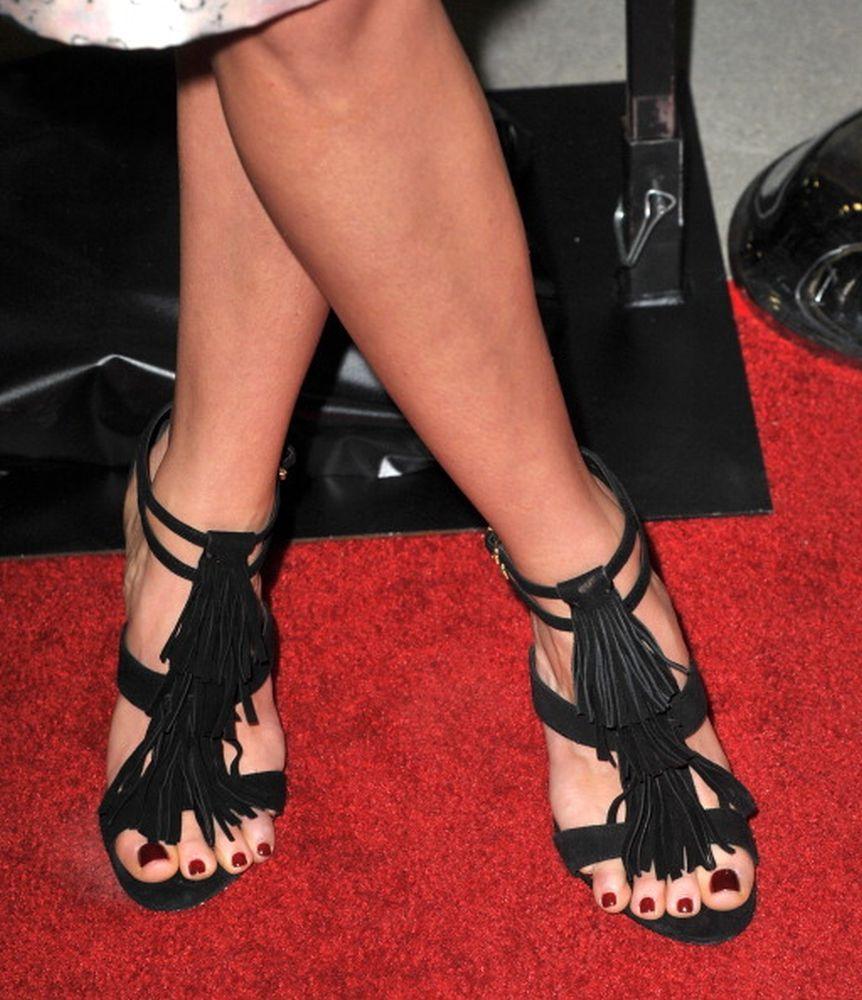 Emily procter feet