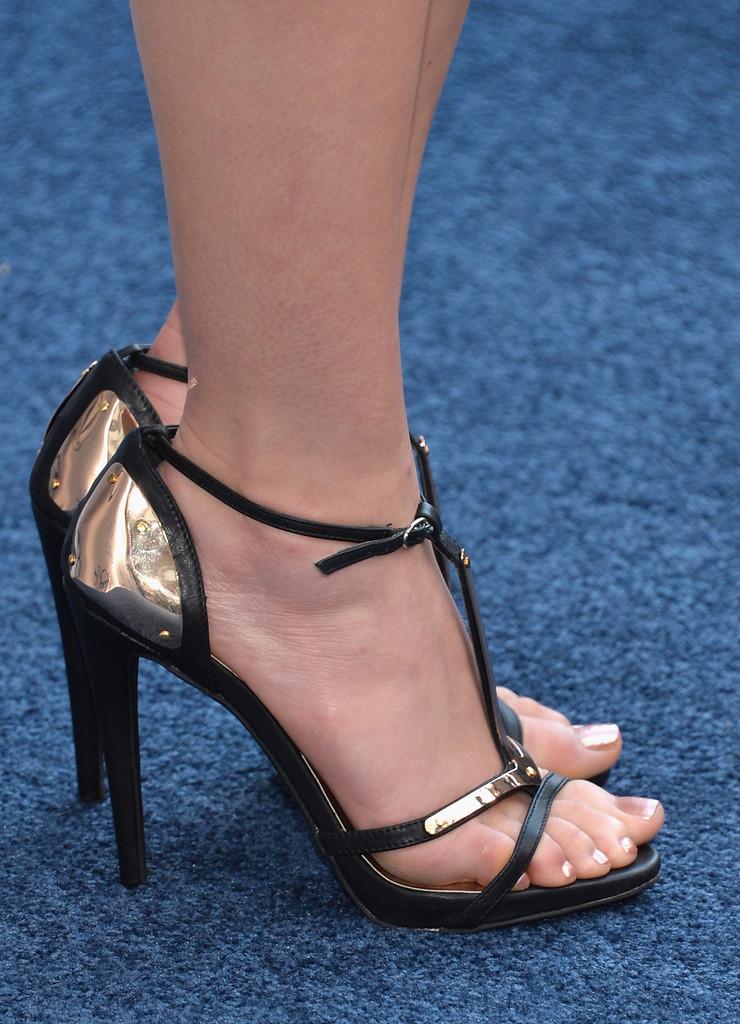 Emma Bell S Feet