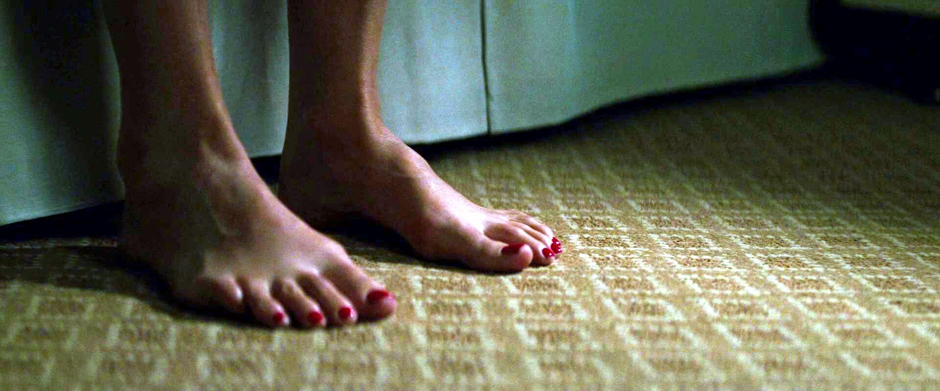 Emma Thompsons Feet