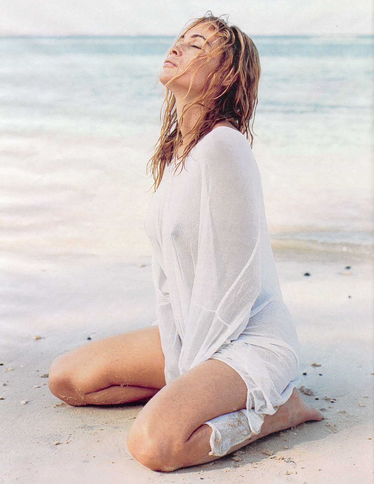 А если голая Эммануэль Беар (Emmanuelle Beart) не достаточно тебя