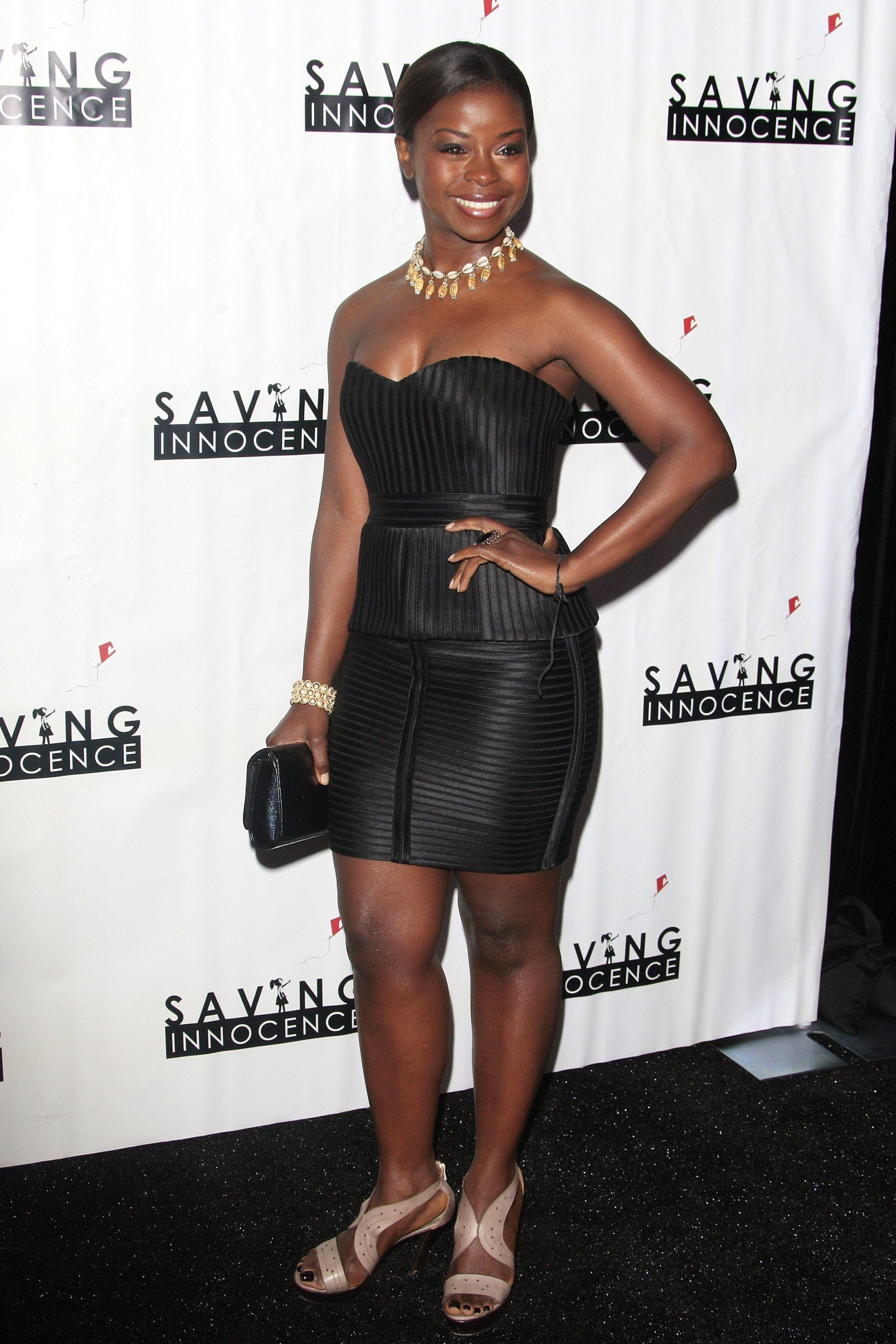 Erica Tazel Husband / Erica tazel at the 2nd annual saving innocence gala at the crossing on december 5, 2013 in los angeles, ca.