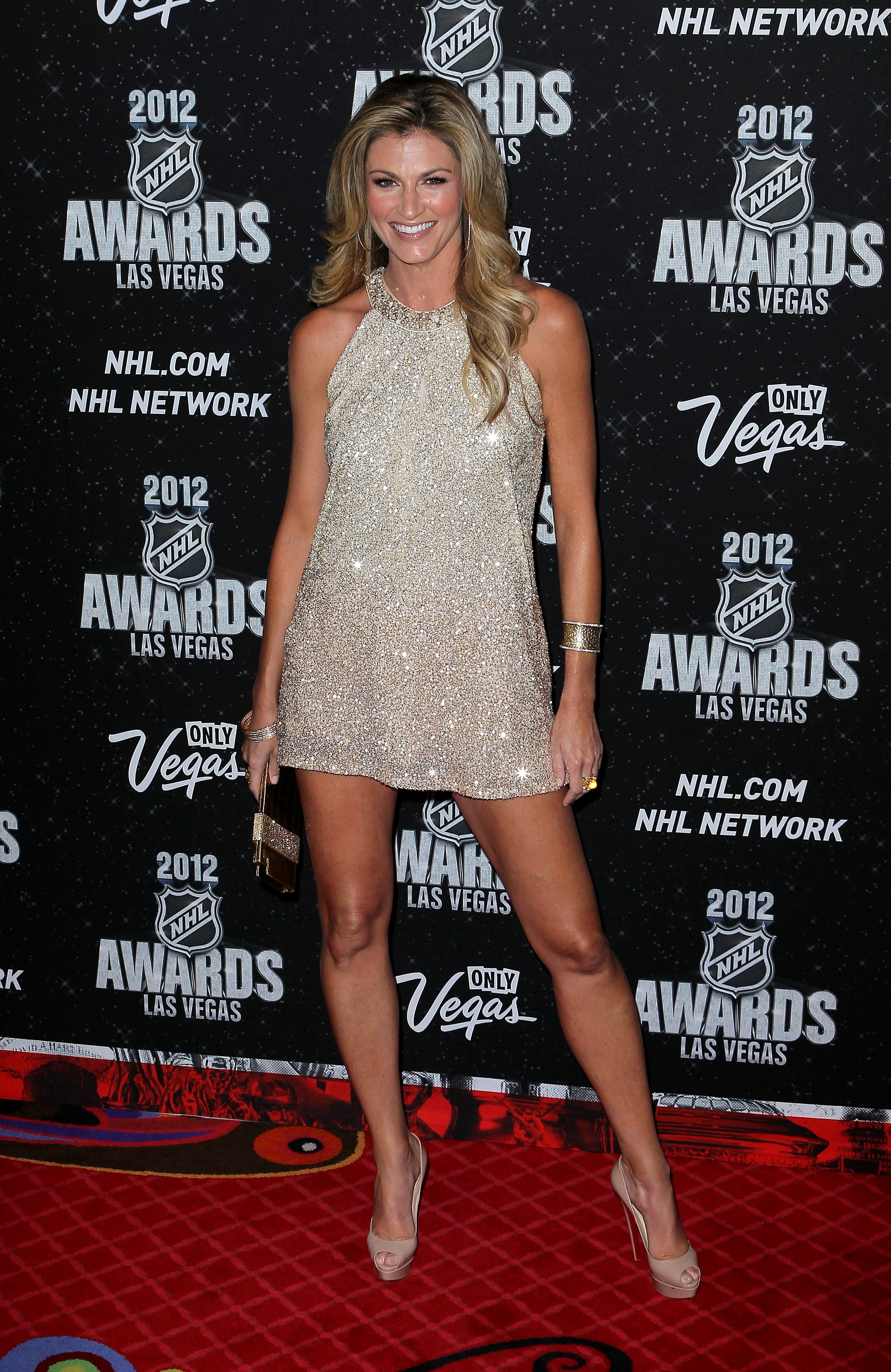 Erin andrews feet pics