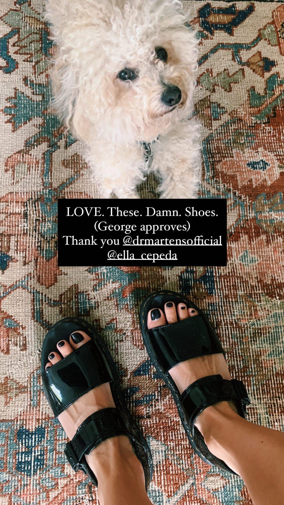 Feet moriarty Home