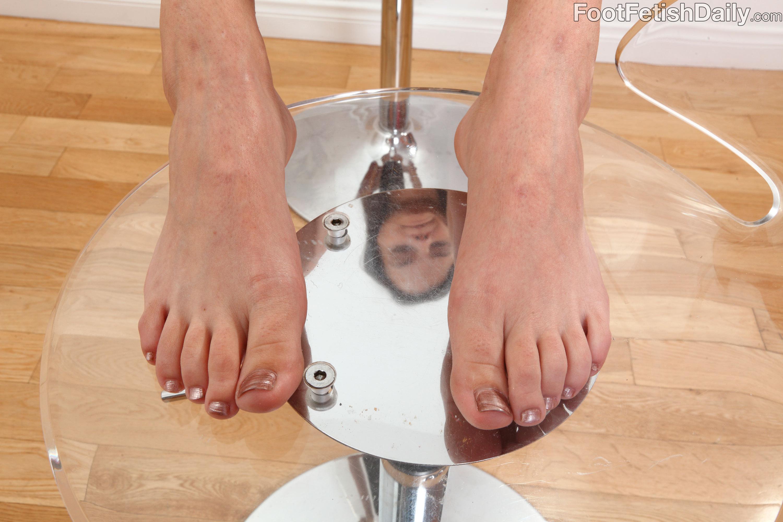 Erin Stone's Feet