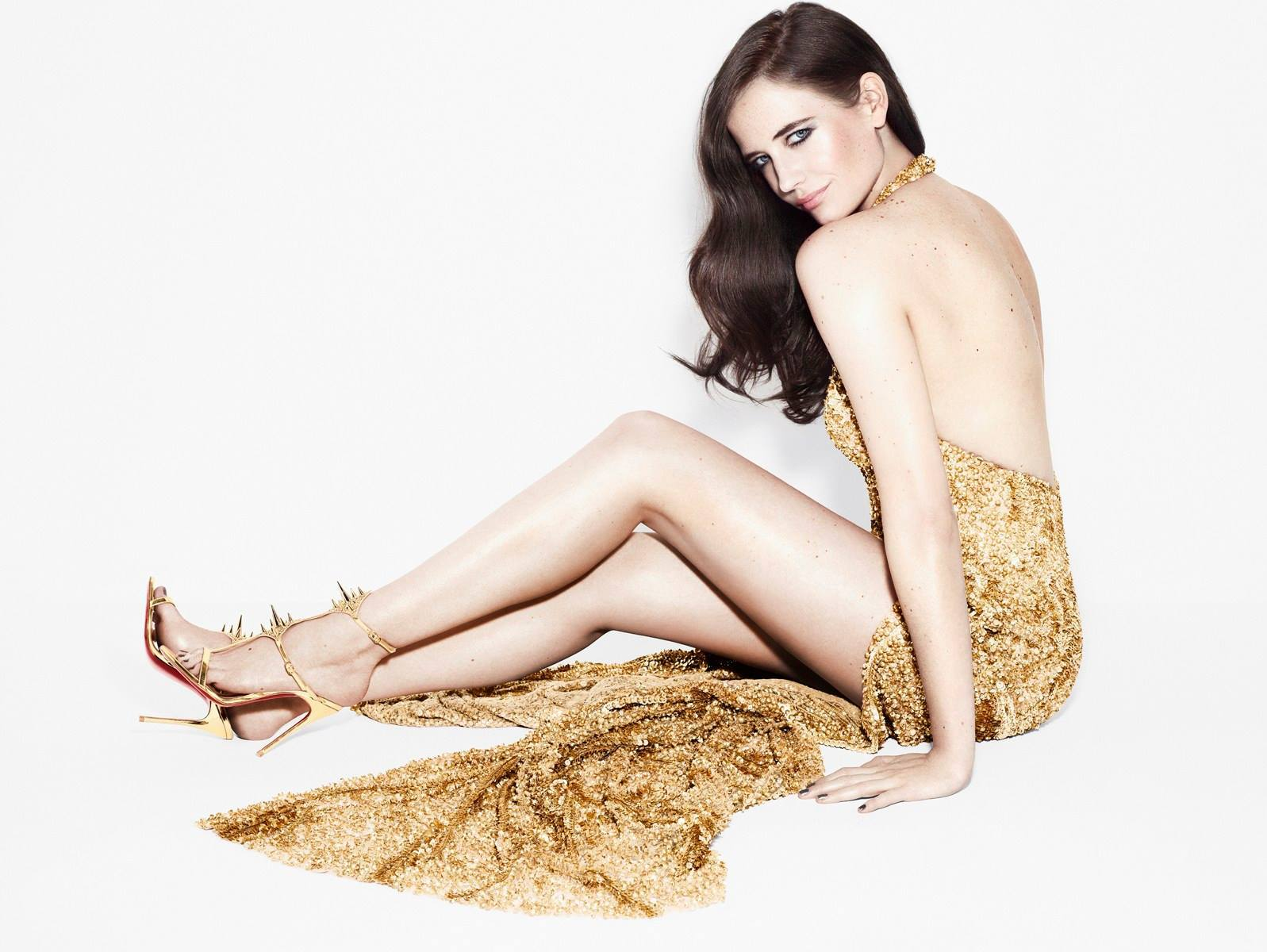 Eva Green's Feet Eva Green