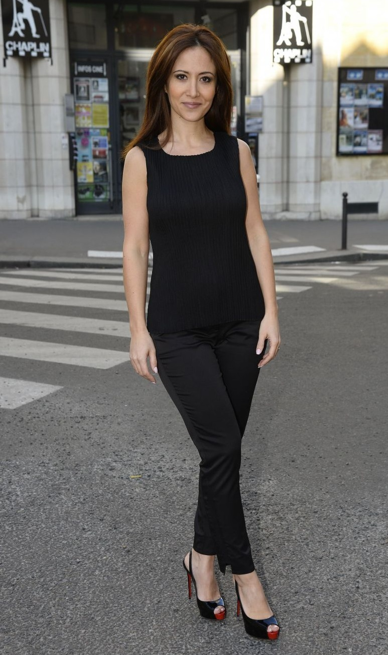 Fabienne Carat's Feet