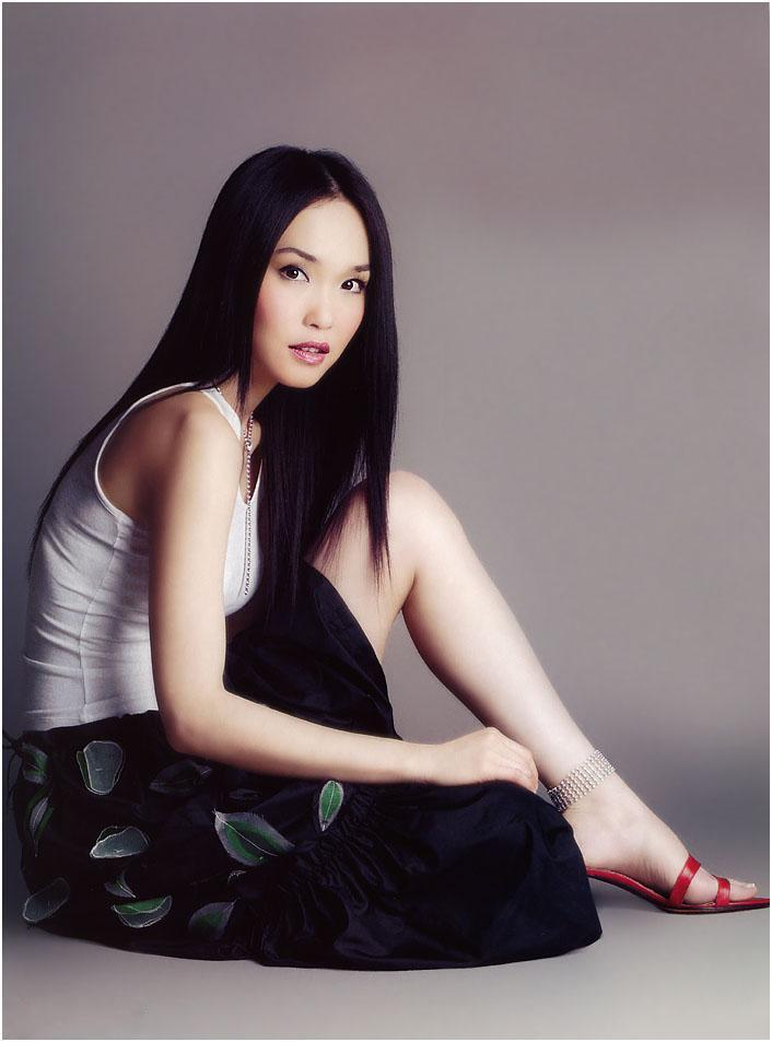 Fann Wong - Wallpaper Actress