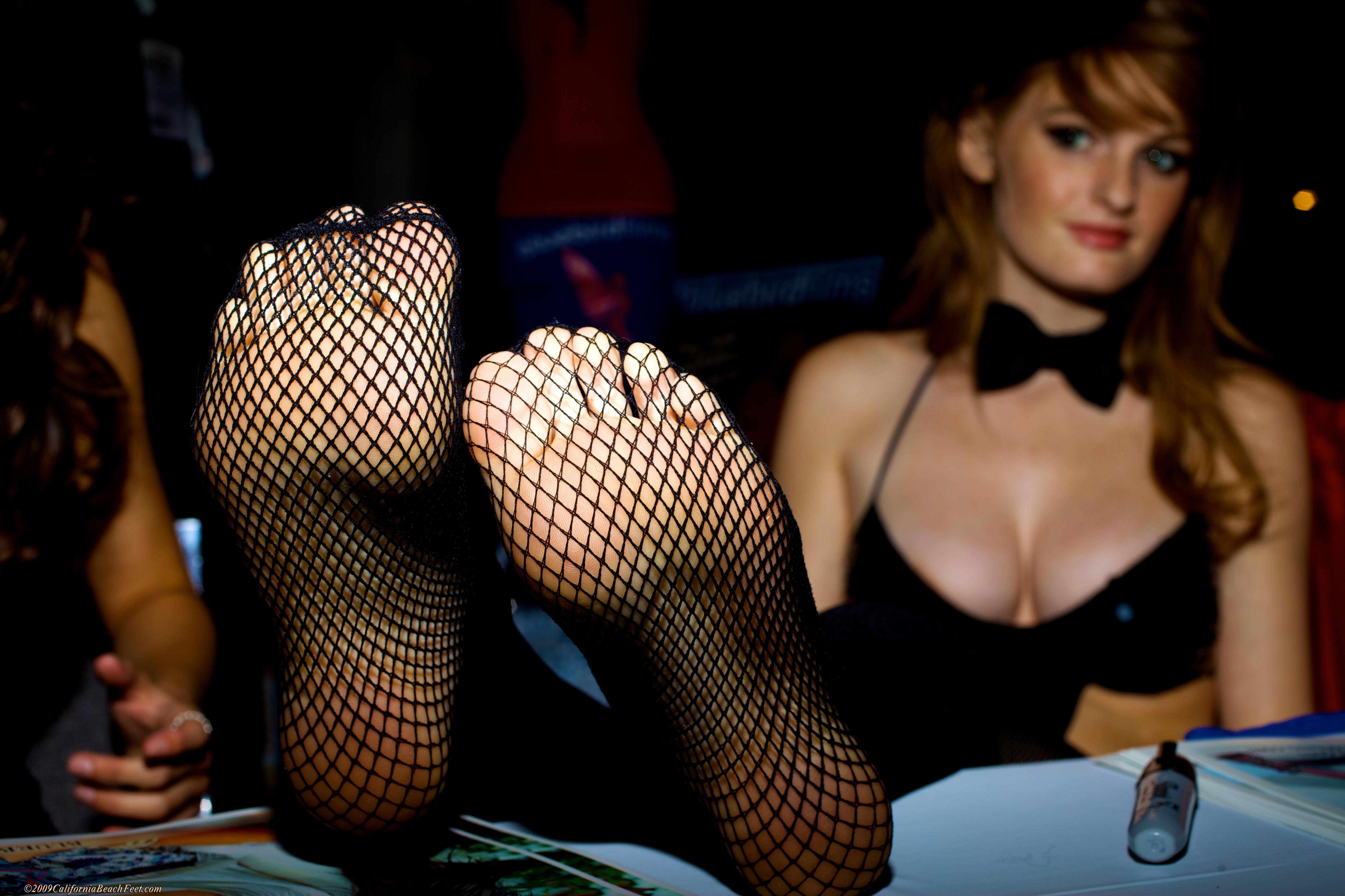 Faye reagan feet