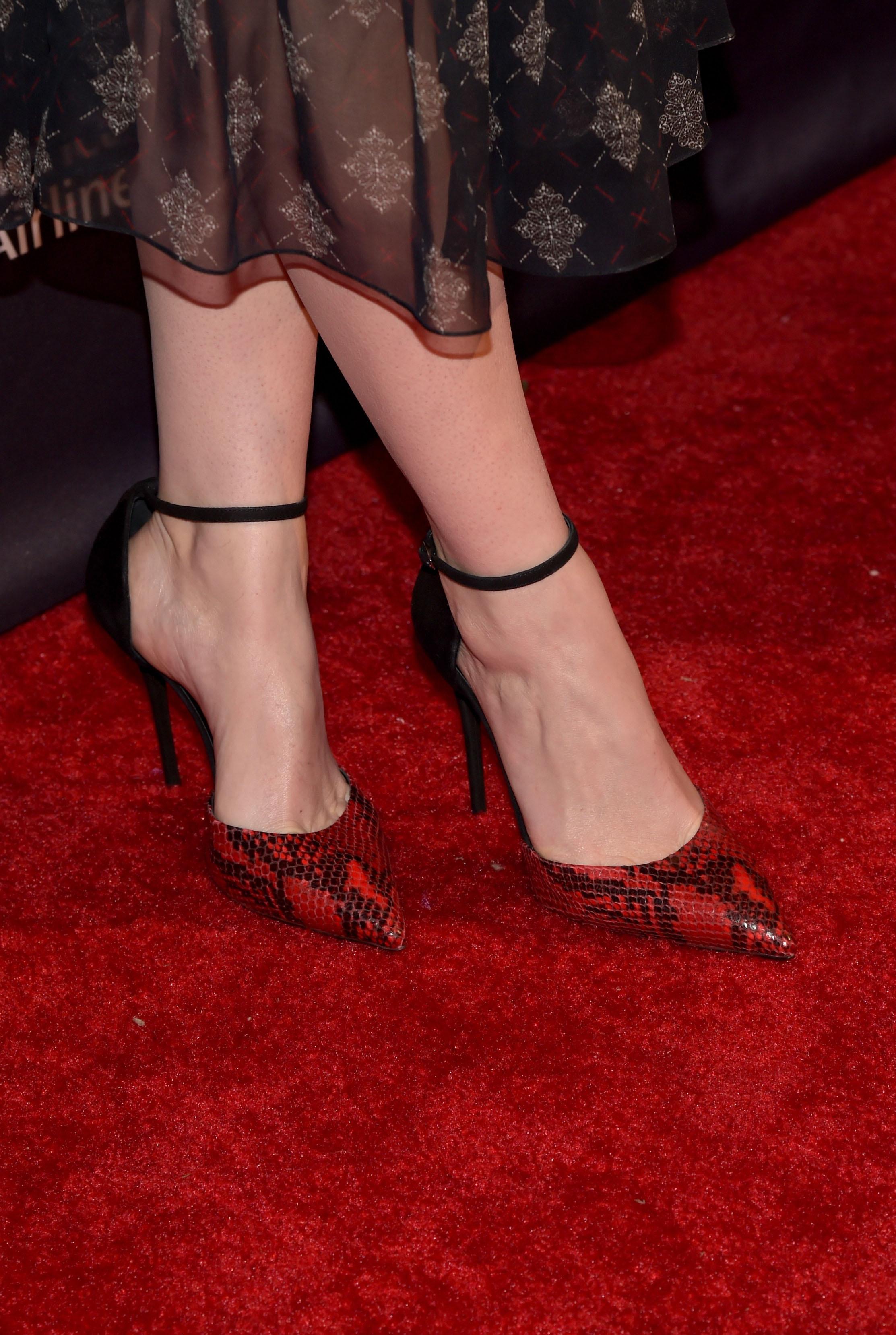 felicity jones feet