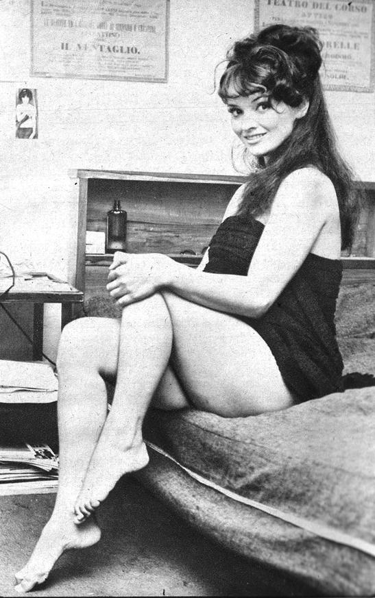 nudes Feet Femi Benussi (born 1945 (born in Rovinj in modern Croatia (55 pictures) Hot, Instagram, bra