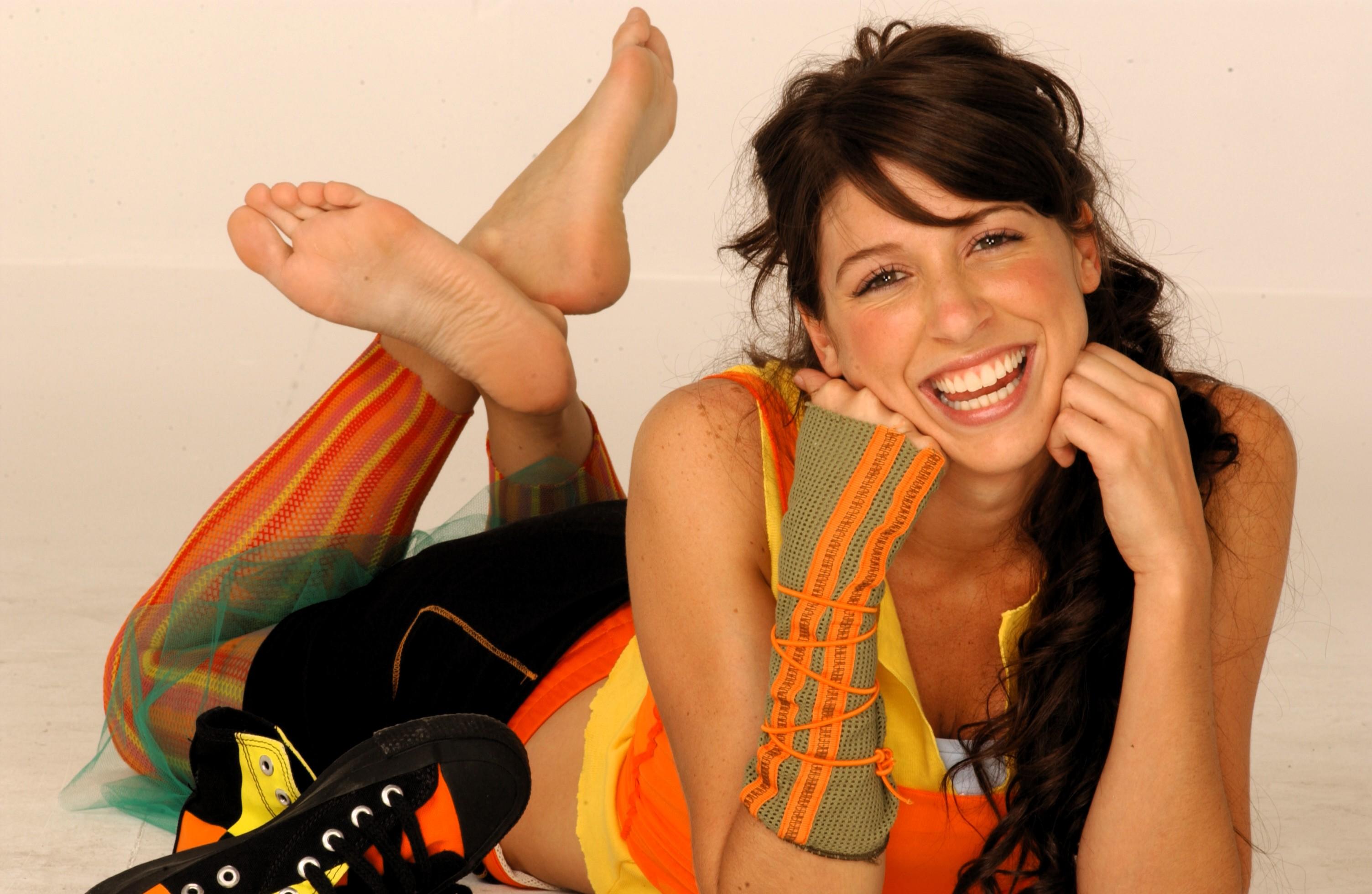 Sexy feet vulgar bitch olga 10