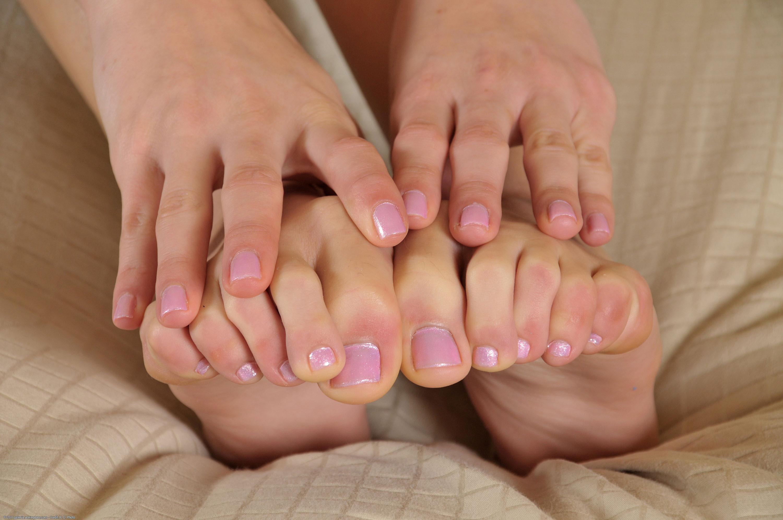 Franziska Facella Feet 31