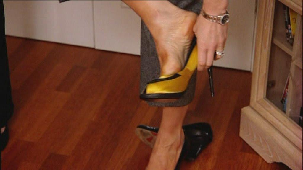 Gabby Logan Shoe Size