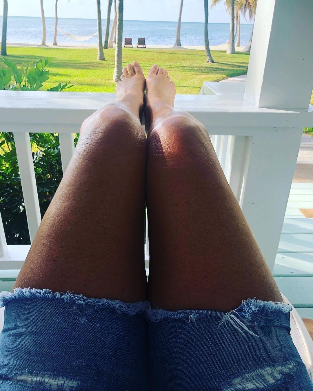 Gabrielle Anwar S Feet Wikifeet