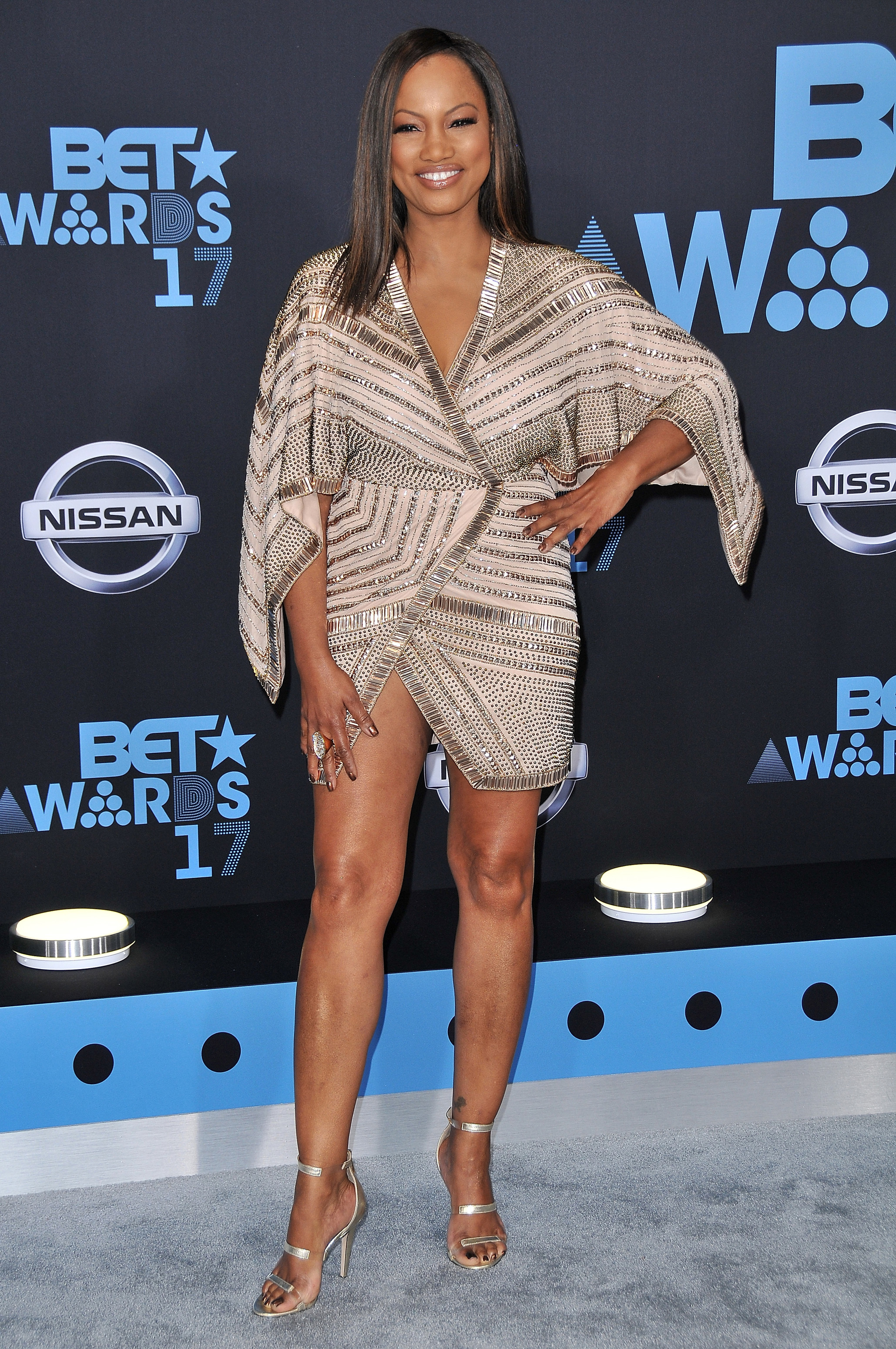 Garcelle Beauvais oliver saunders