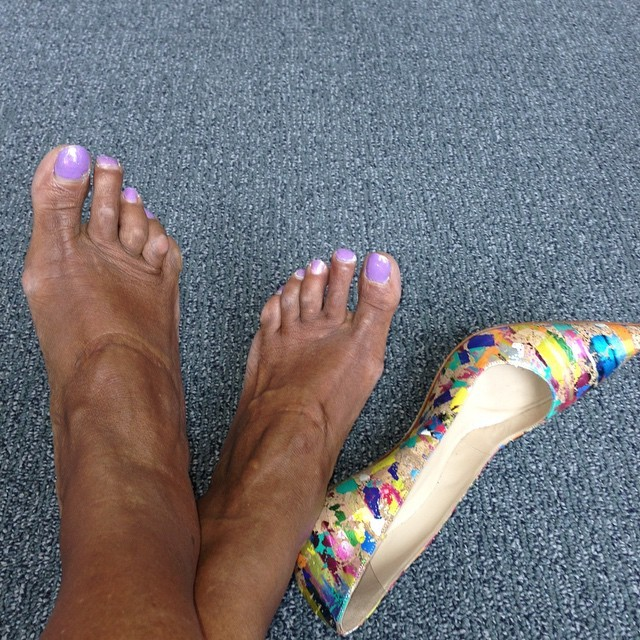 Pictures of feet