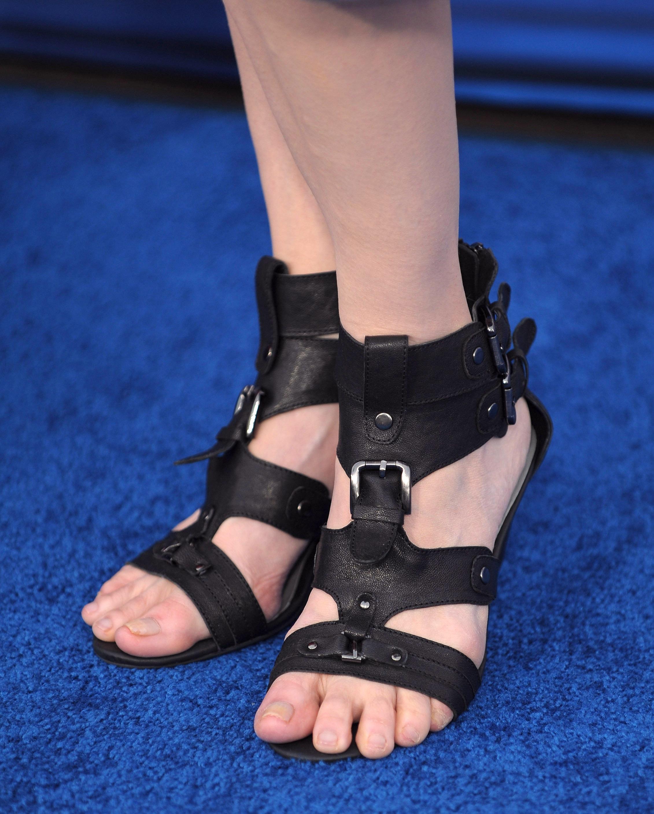 Geena Daviss Feet