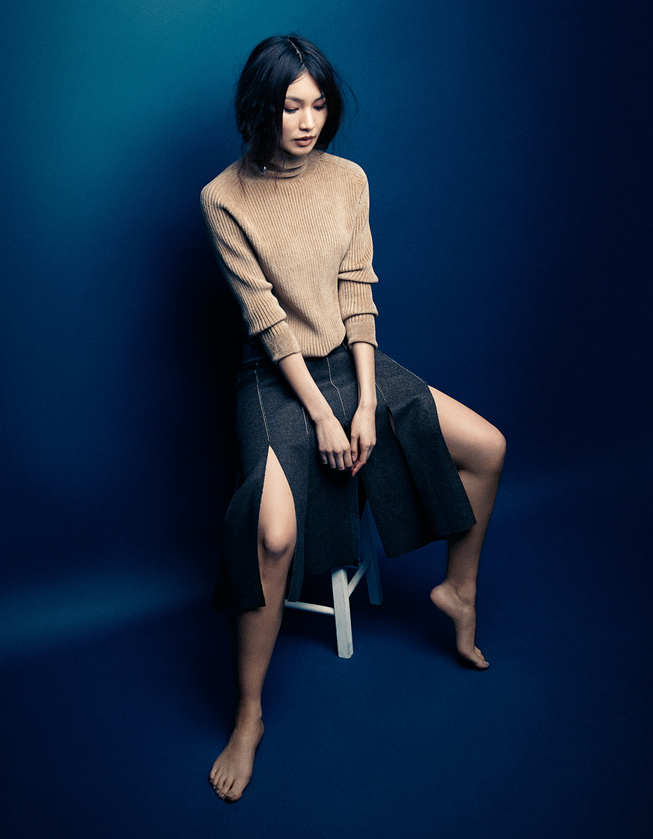 Gemma Chan S Feet