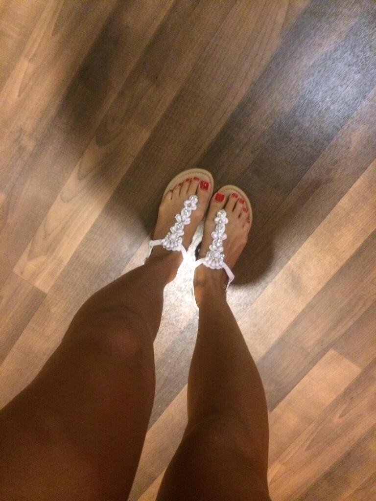 Gianna Nicoles Feet