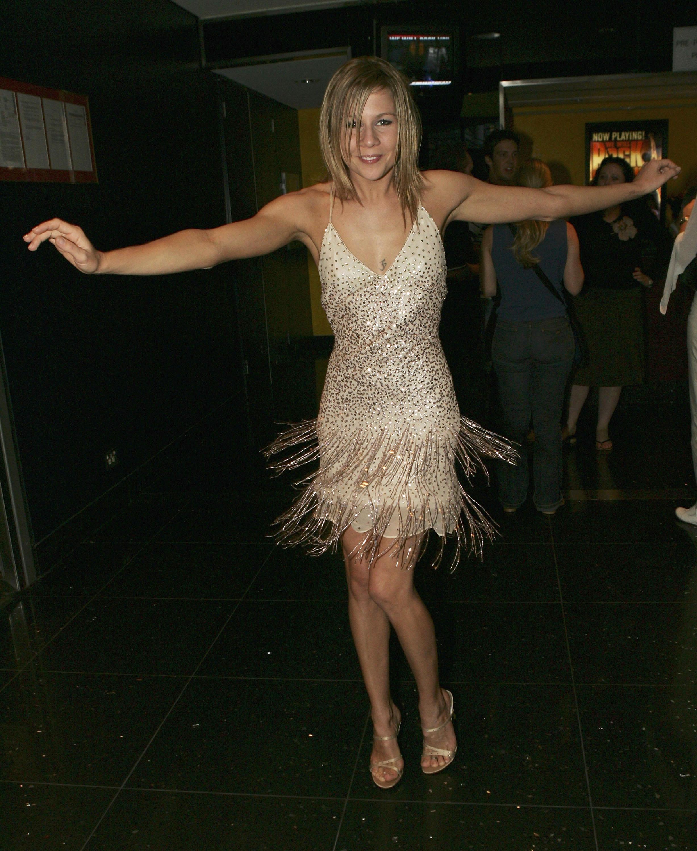 Gigi Edgley's Feet