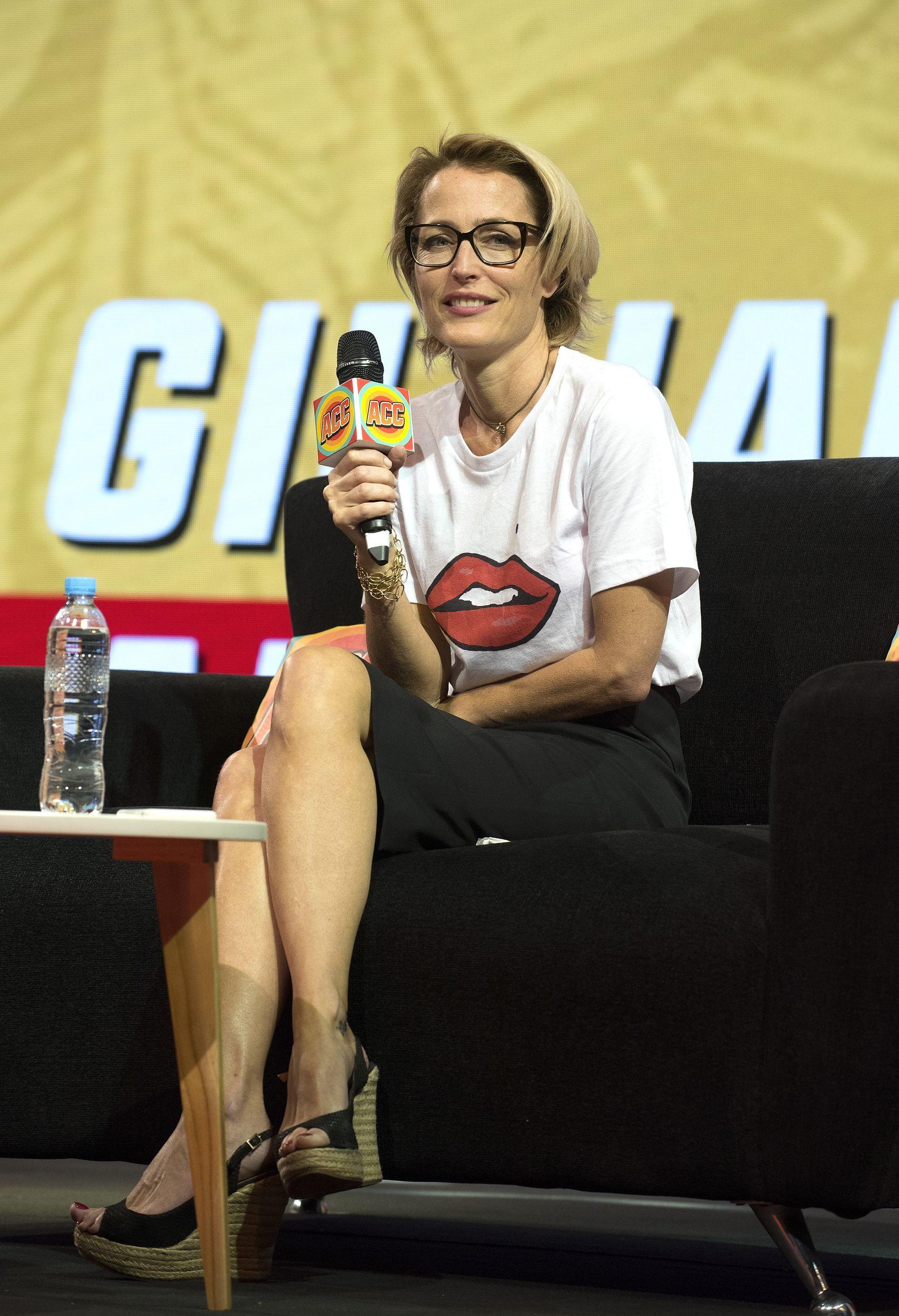 Gillian Anderson Wikifeet