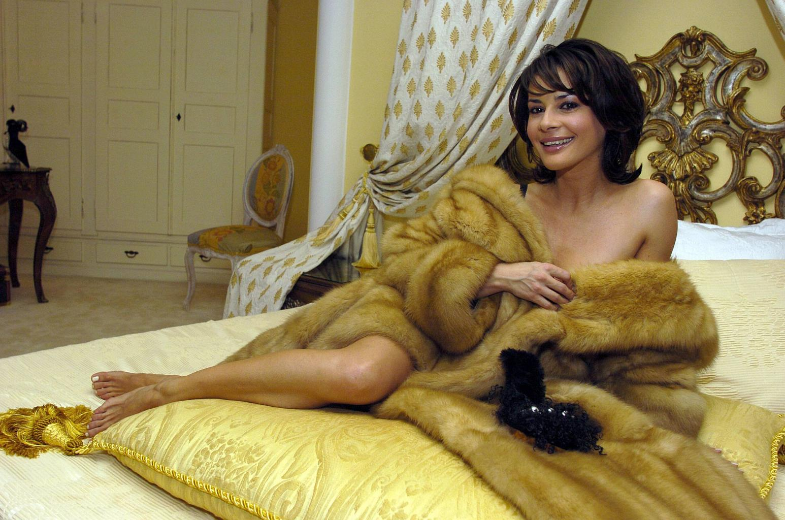 Gitta saxx nude once
