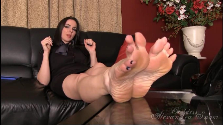 Taylor Raz Feet Masturbing