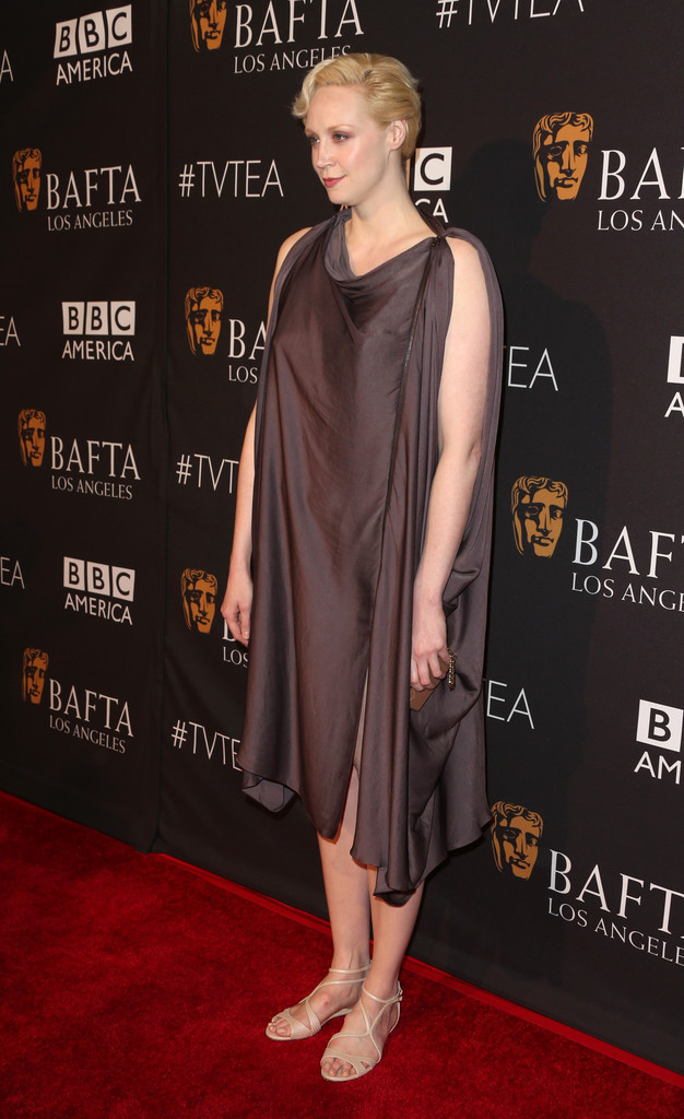 how tall is gwendoline chr