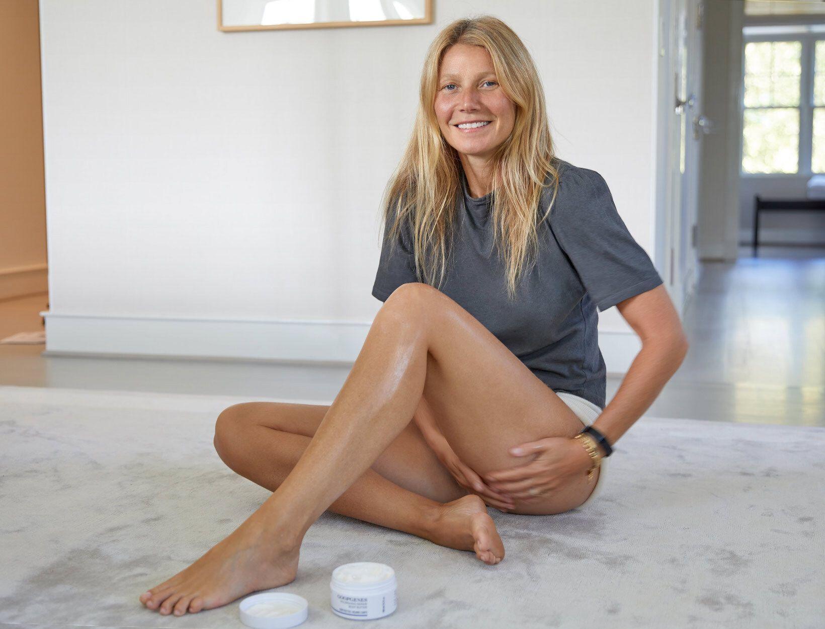 Gwyneth Paltrow Feet