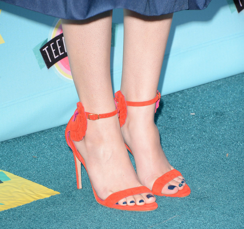 Hailee Steinfelds Feet