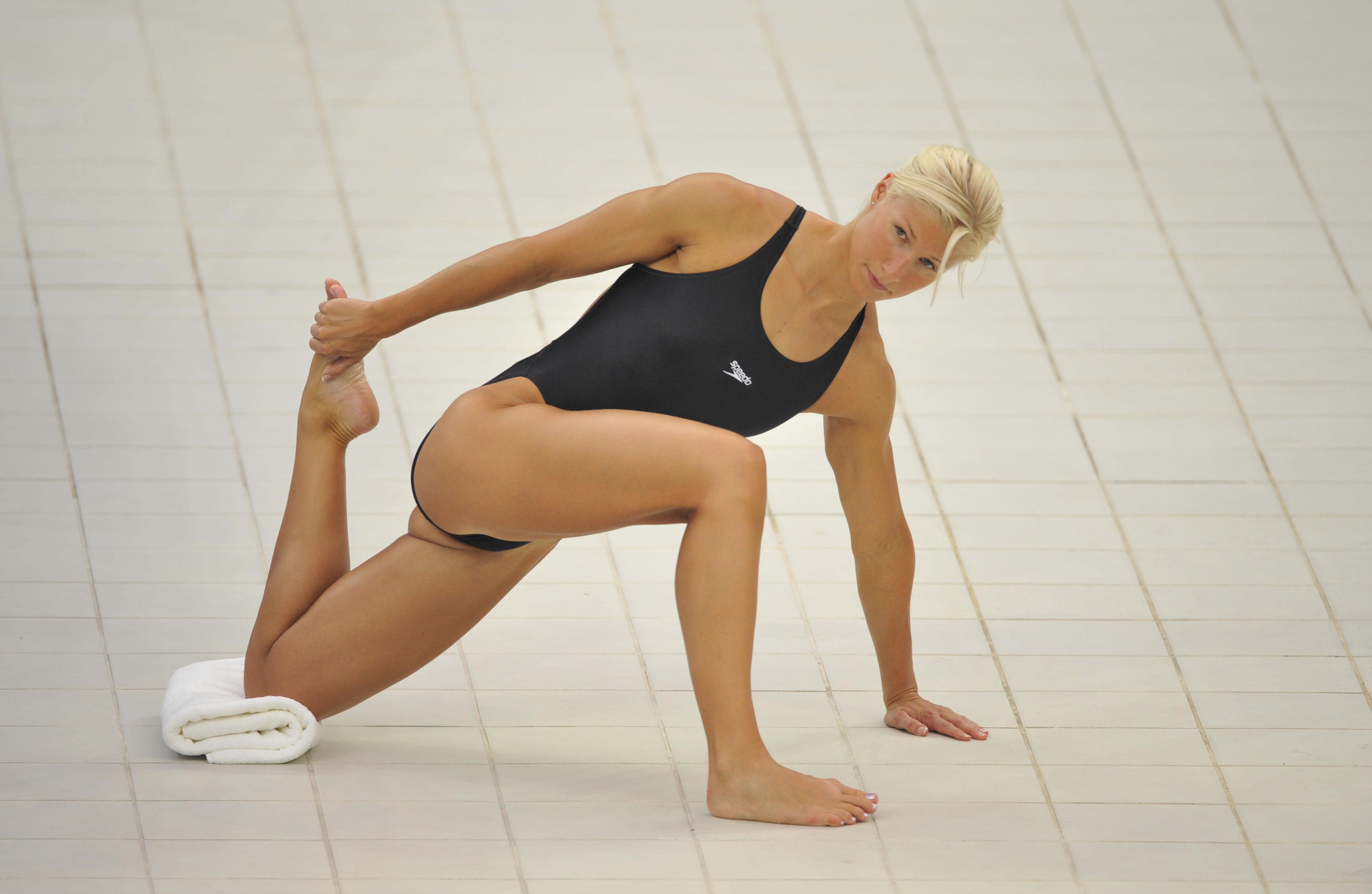Swimmer Ass 13